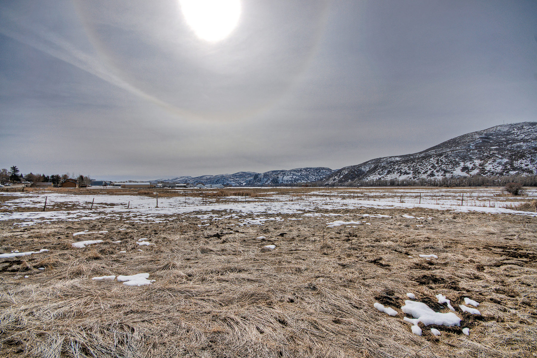 Property Of Twenty-two acres with Weber River Frontage