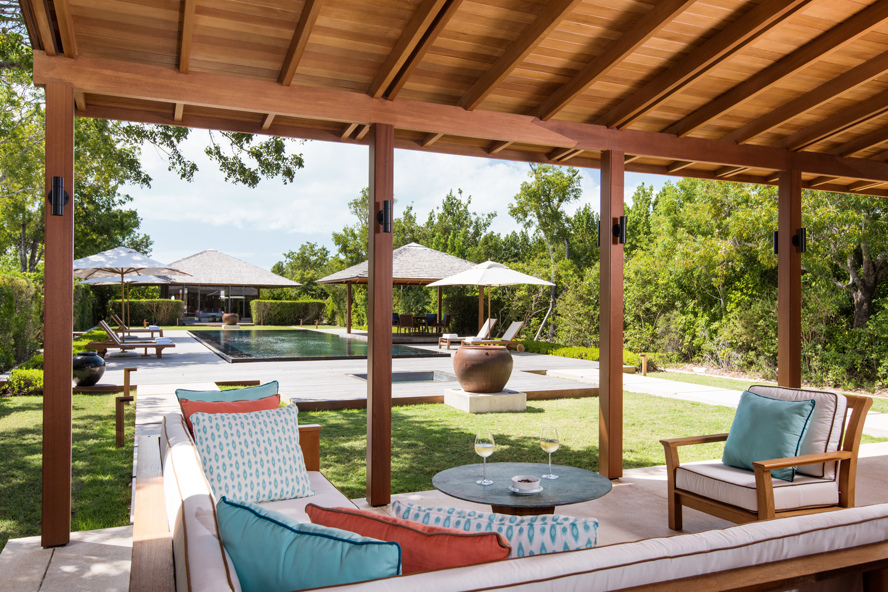 Additional photo for property listing at Amanyara Villa 15 North West Point North West Point, Провиденсьялес TCI Теркс И Кайкос