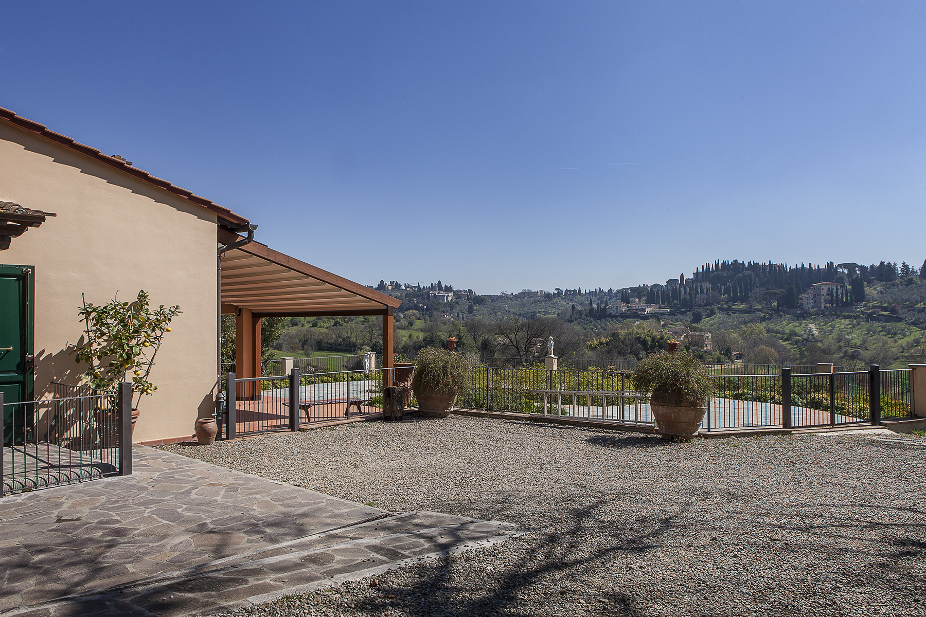 Additional photo for property listing at Charming detached house in Florence Via San Felice a Ema Firenze, Florence 50100 Italy
