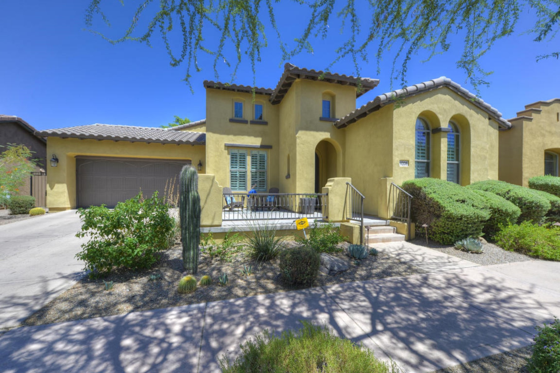 Maison unifamiliale pour l Vente à DC Ranch delight 9208 E Via De Vaquero Dr Scottsdale, Arizona, 85255 États-Unis