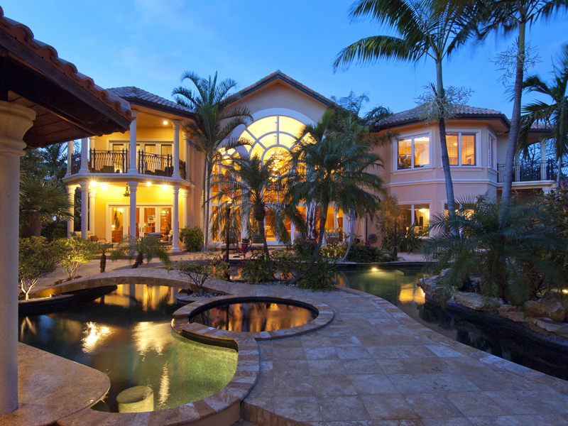 Casa Unifamiliar por un Venta en Florida Keys Private Family Fishing Estate 1150 Bulevar De Palmas Marathon, Florida 33050 Estados Unidos