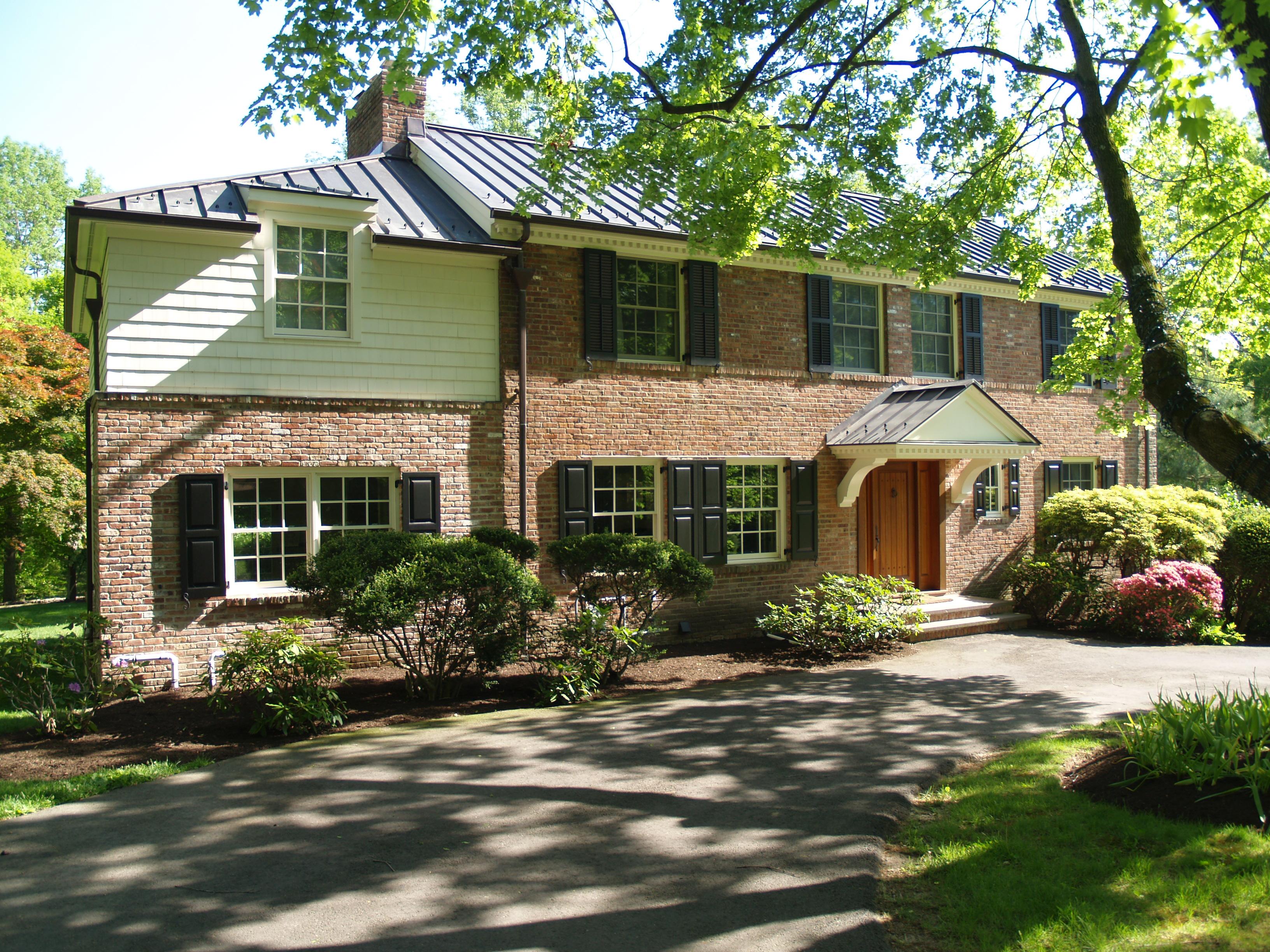 rentals property at Beautiful Brick and Cedar Colonial