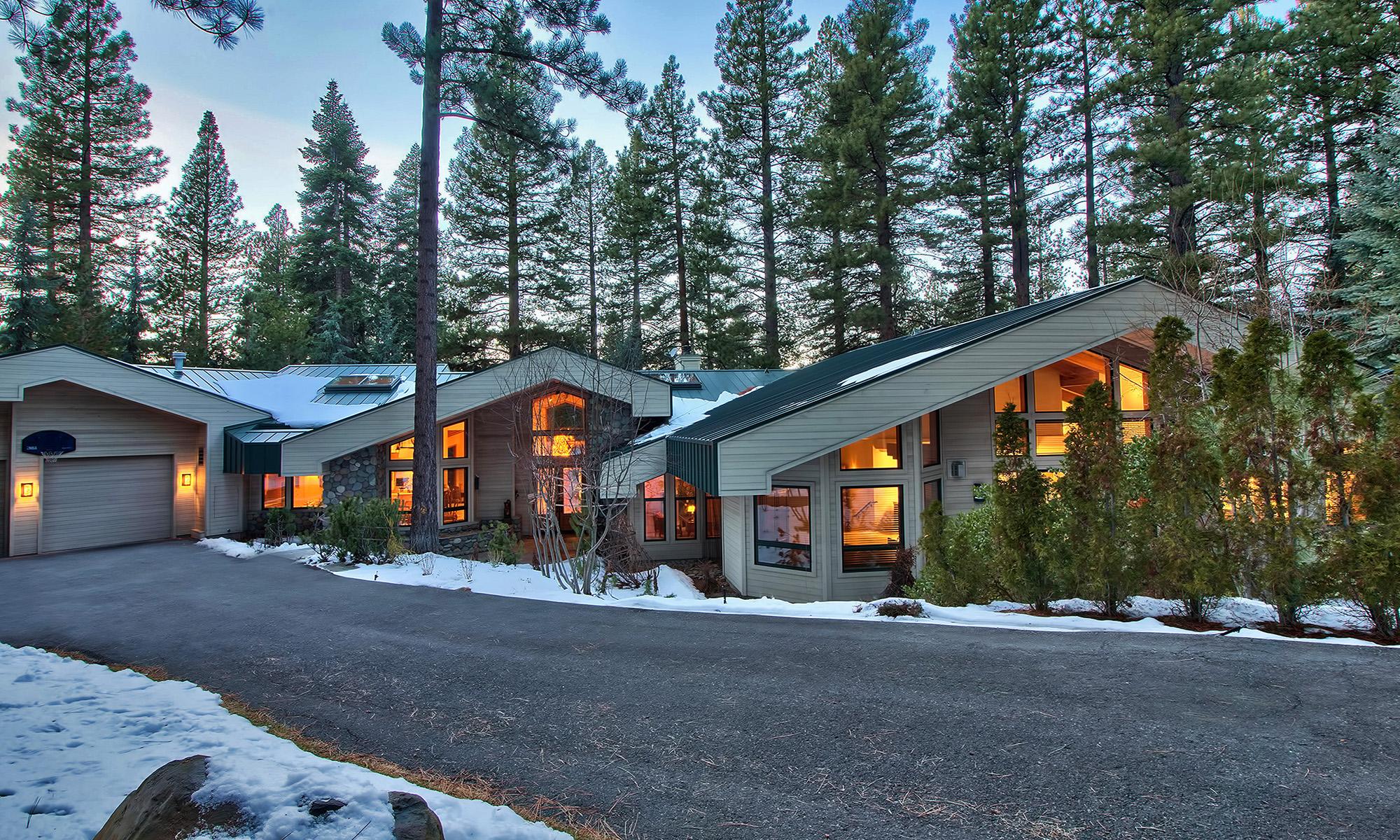 Vivienda unifamiliar por un Venta en 235 Estates Drive Incline Village, Nevada 89451 Estados Unidos