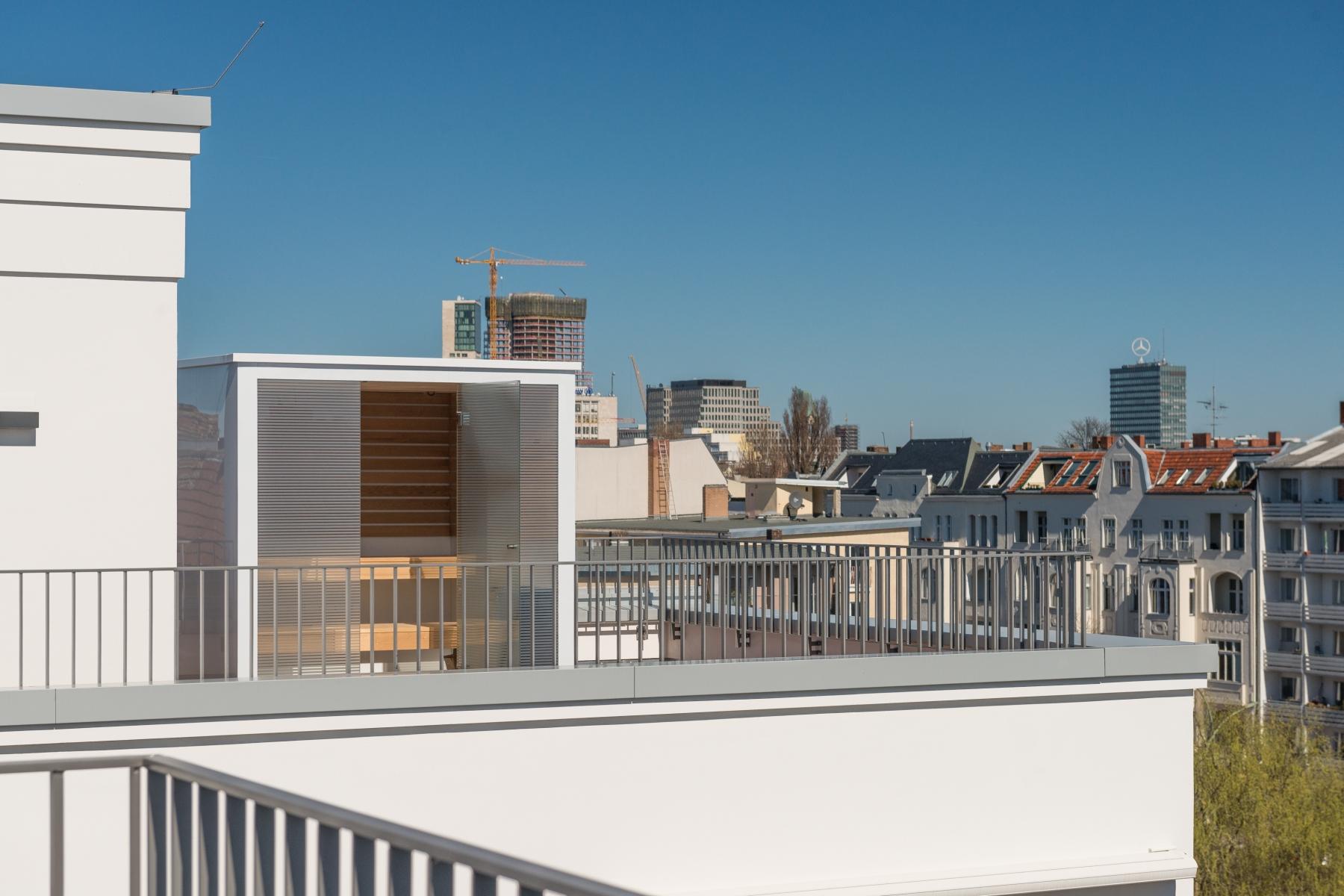 アパート のために 売買 アット Exclusive penthouse with views over Berlin ! Berlin, ベルリン, 10719 ドイツ