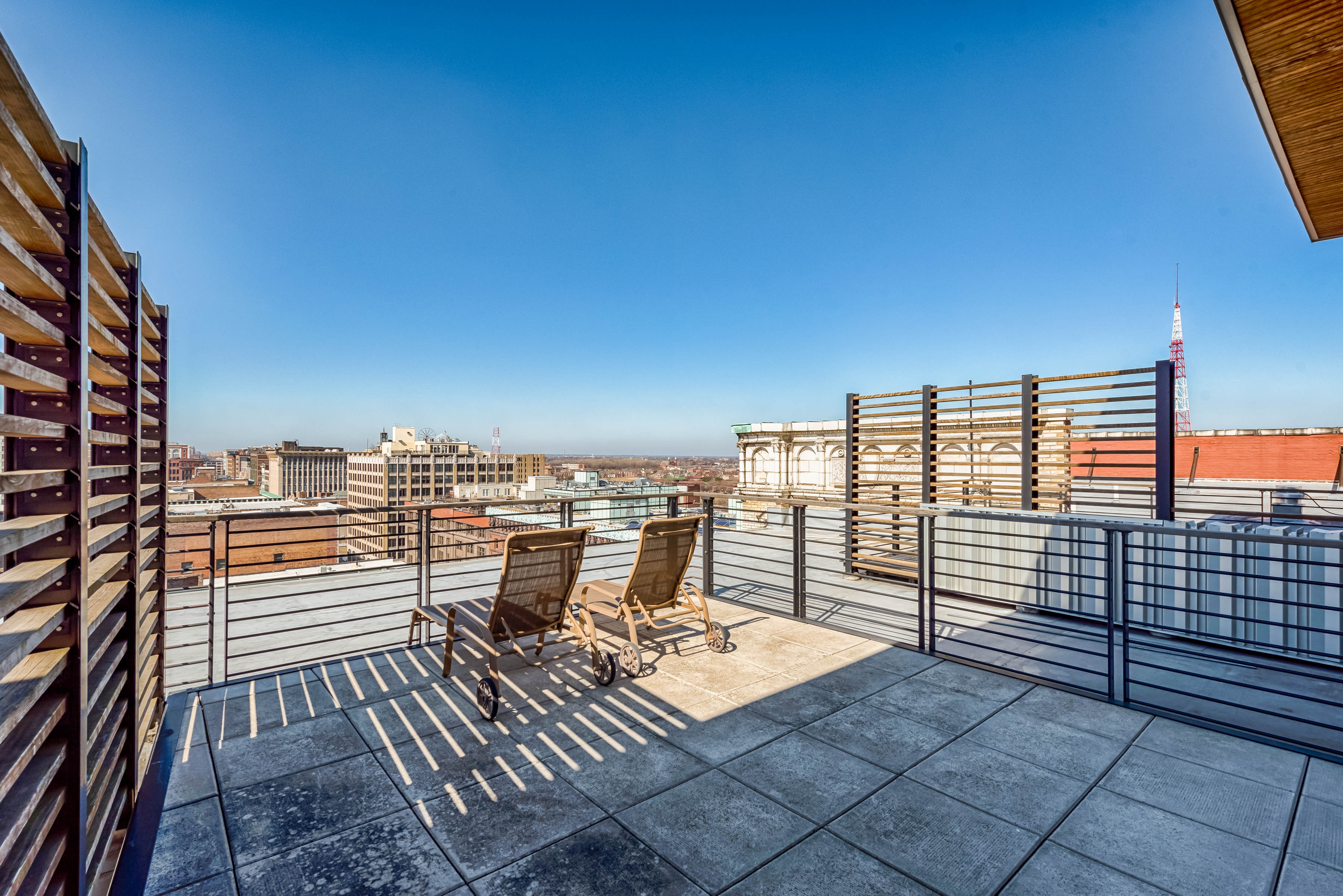 "Condominium for Sale at ""True Urban Luxury - Two-Story Loft Penthouse"" 1136 Washington Ave #905 St. Louis, Missouri, 63101 United States"