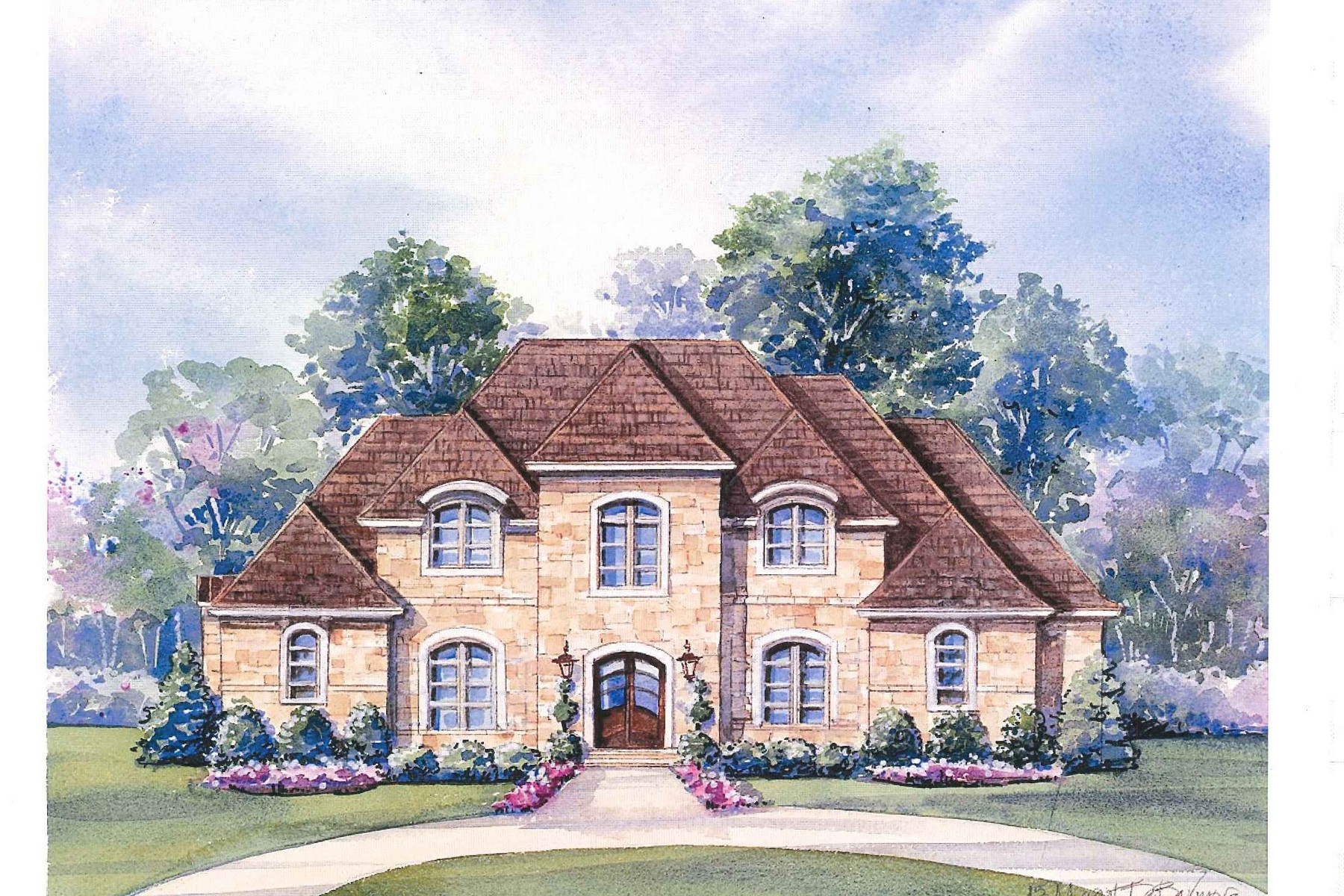 Property For Sale at Spectacular Stone Estate in Coley Forest