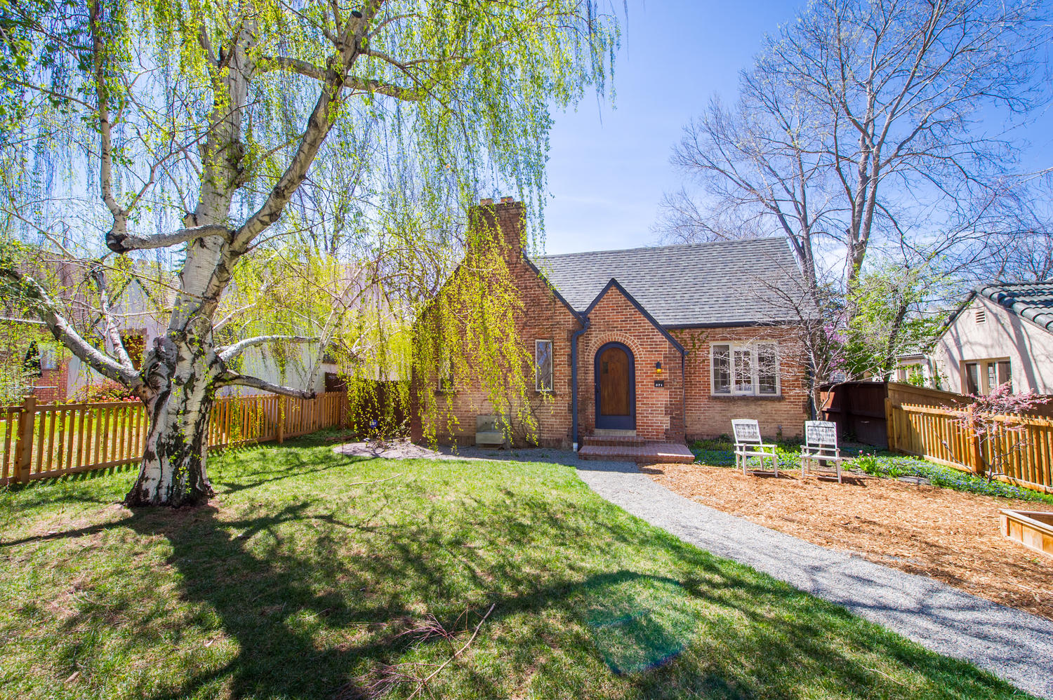 sales property at Beautifully updated and incredibly well maintained tudor!