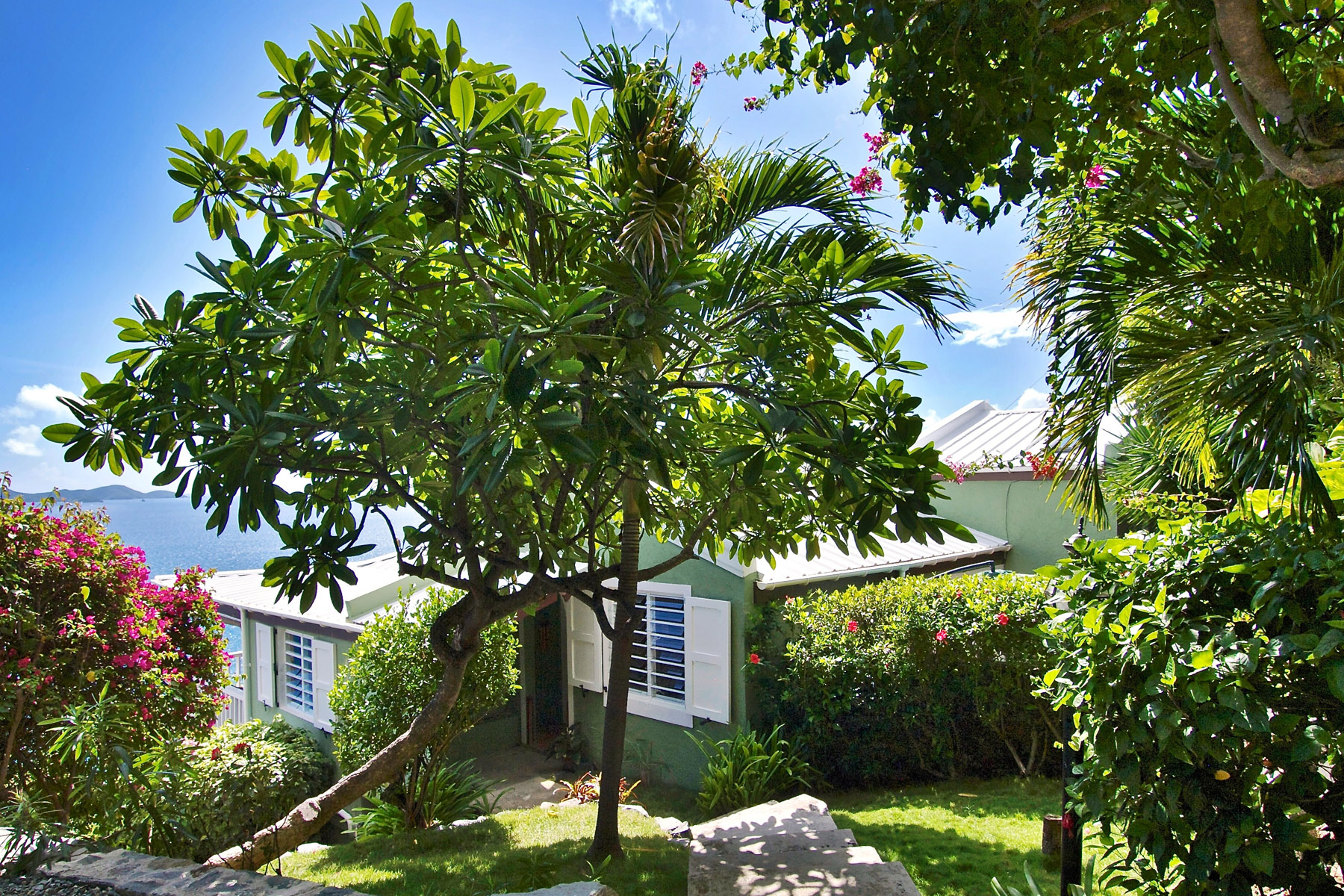 Single Family Home for Sale at Flamboyant Breezes Havers, British Virgin Islands