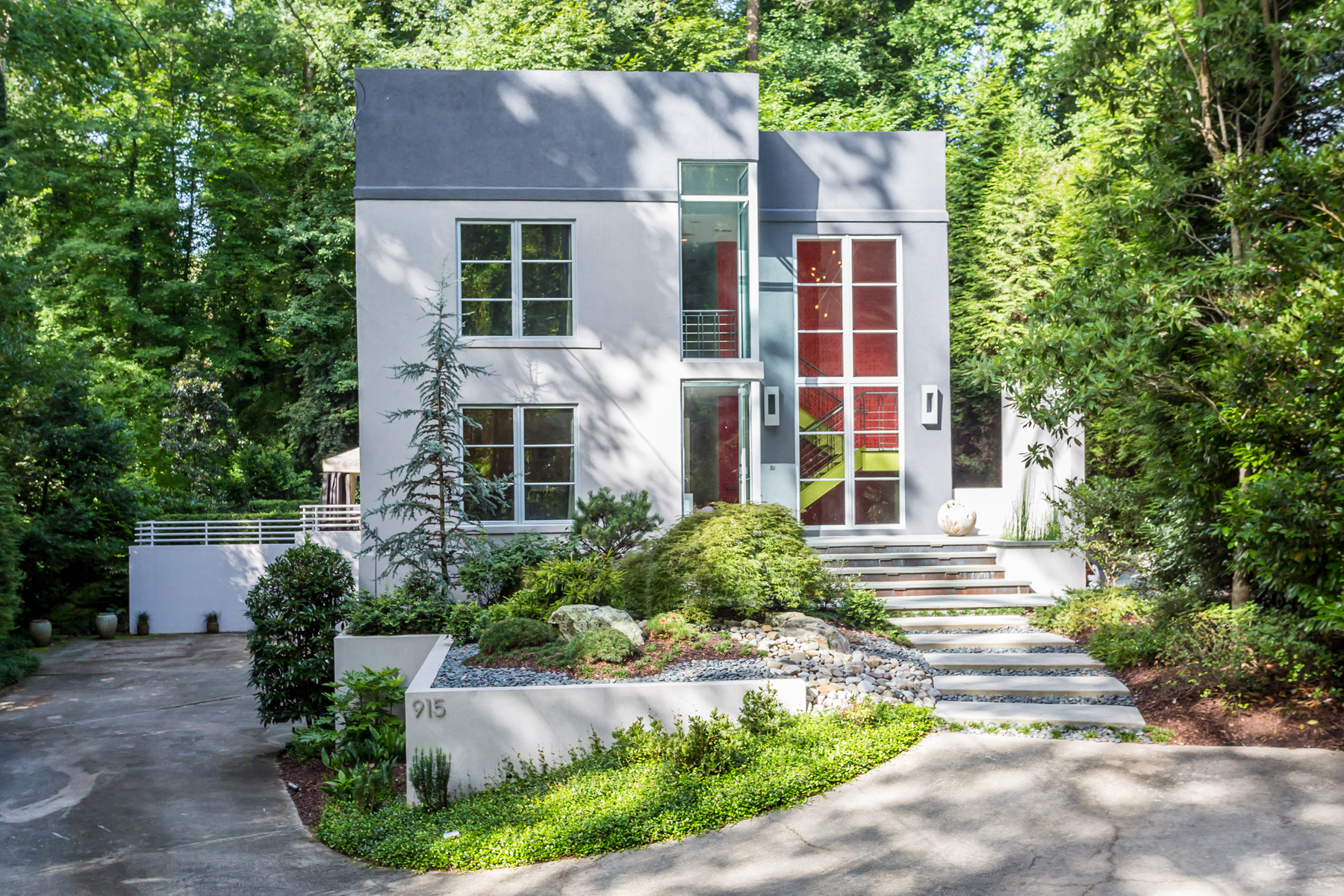 一戸建て のために 売買 アット Exceptional Morningside Modern Home 915 Cumberland Road NE Morningside, Atlanta, ジョージア 30306 アメリカ合衆国