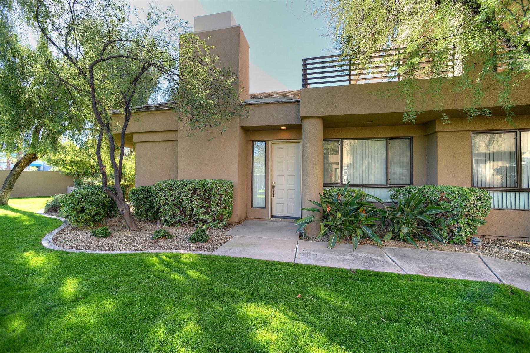 Stadthaus für Verkauf beim Single level condo in Gainey Ranch 7400 E Gainey Club Dr #106 Scottsdale, Arizona 85258 Vereinigte Staaten