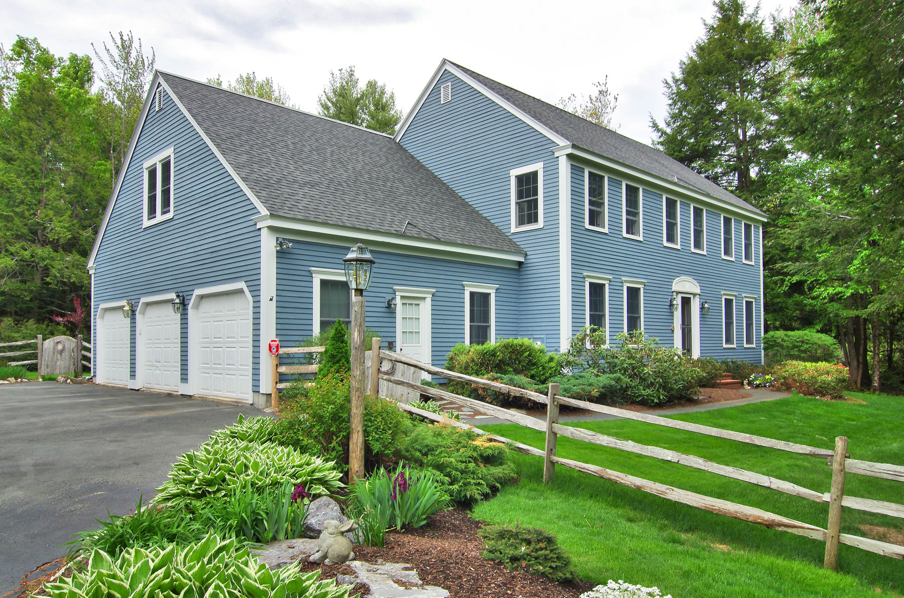 Single Family Home for Sale at 96 Hickory Lane Yarmouth, Maine 04096 United States