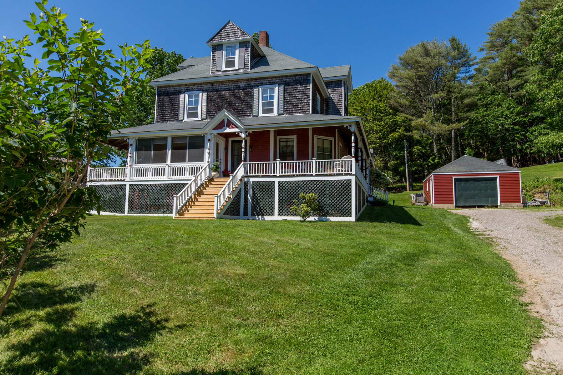 Villa per Vendita alle ore Indian Point 44 Indian Point Road Georgetown, Maine 04548 Stati Uniti