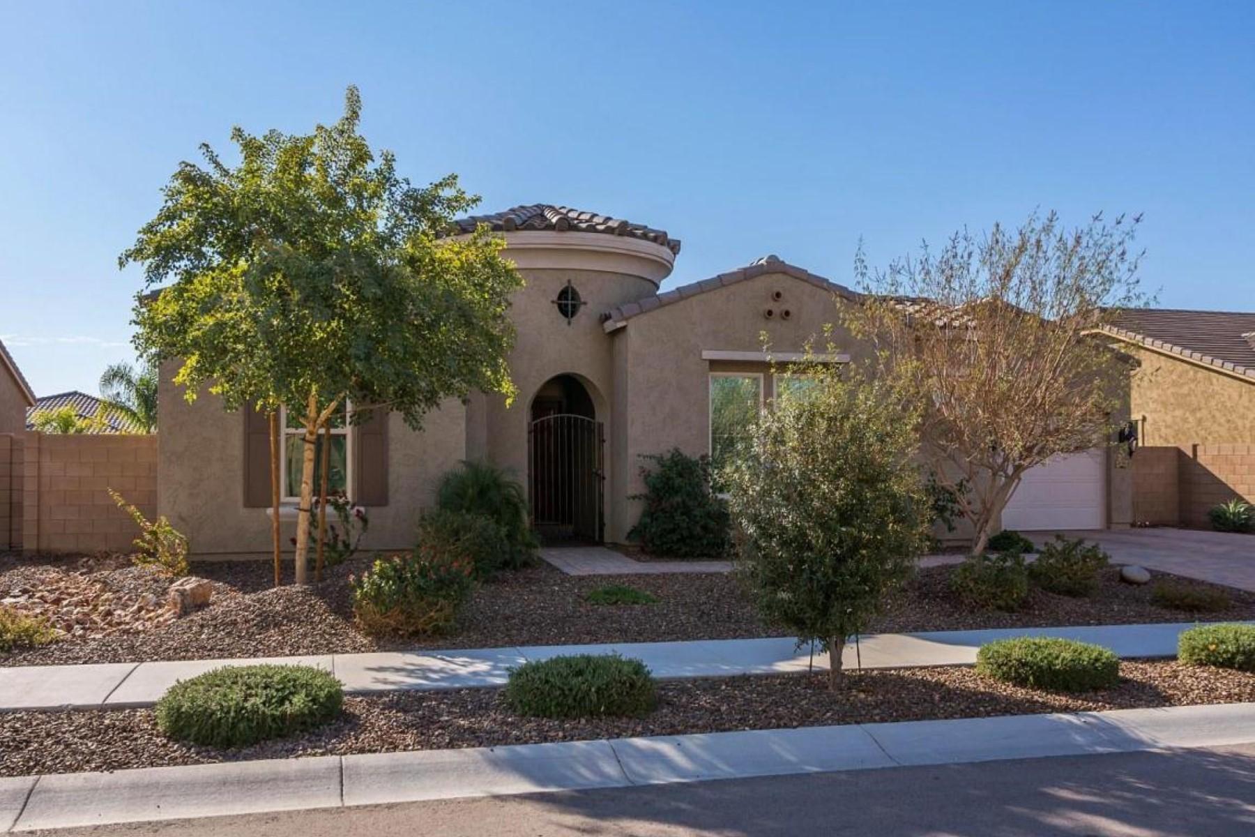 獨棟家庭住宅 為 出售 在 Beautiful single level home 20117 E Quintero Rd Queen Creek, 亞利桑那州, 85142 美國