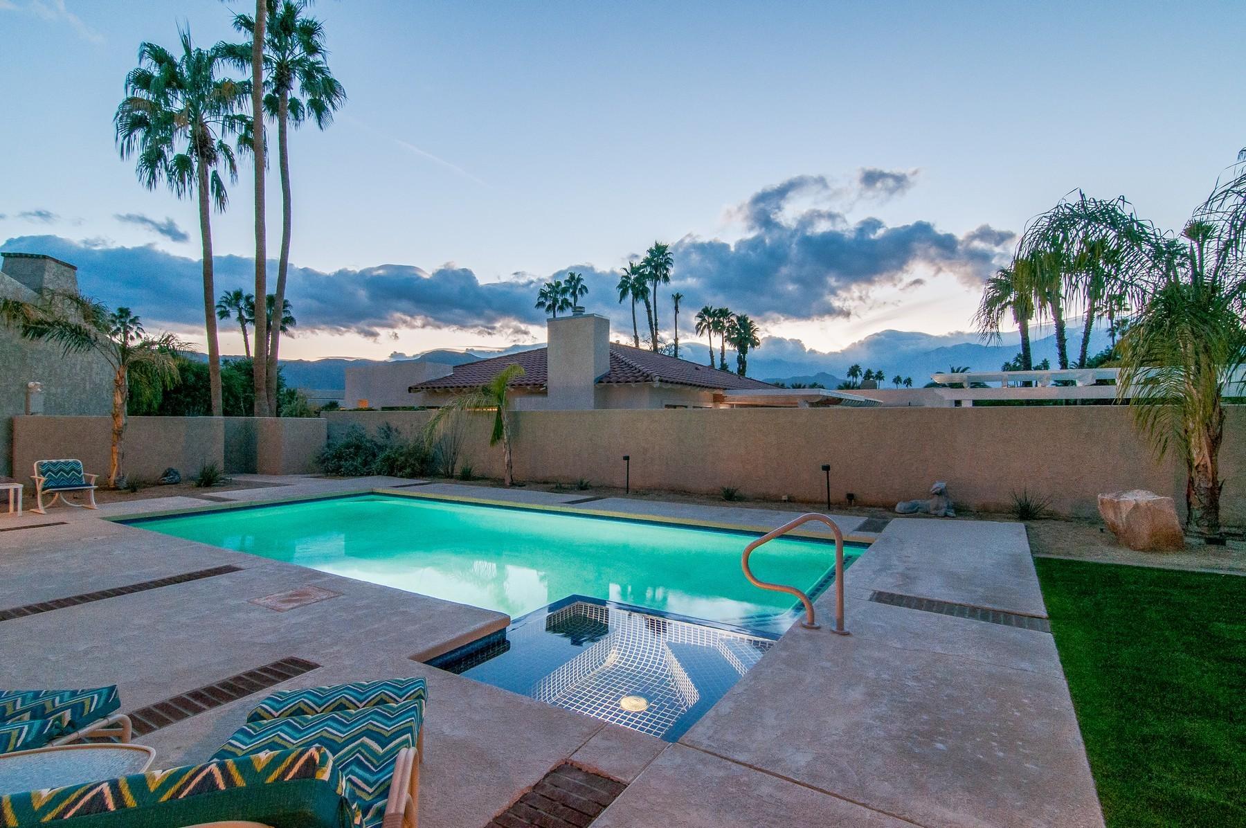 独户住宅 为 销售 在 71170Tamarisk Lane Rancho Mirage, 加利福尼亚州, 92270 美国