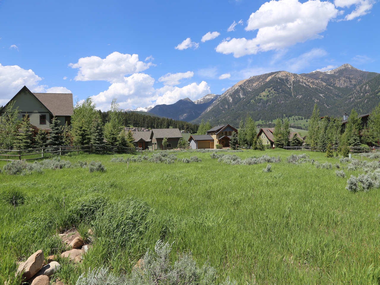 Land for Sale at Southfork Homesite White Bark Place Lot 35 Big Sky, Montana, 59716 United States