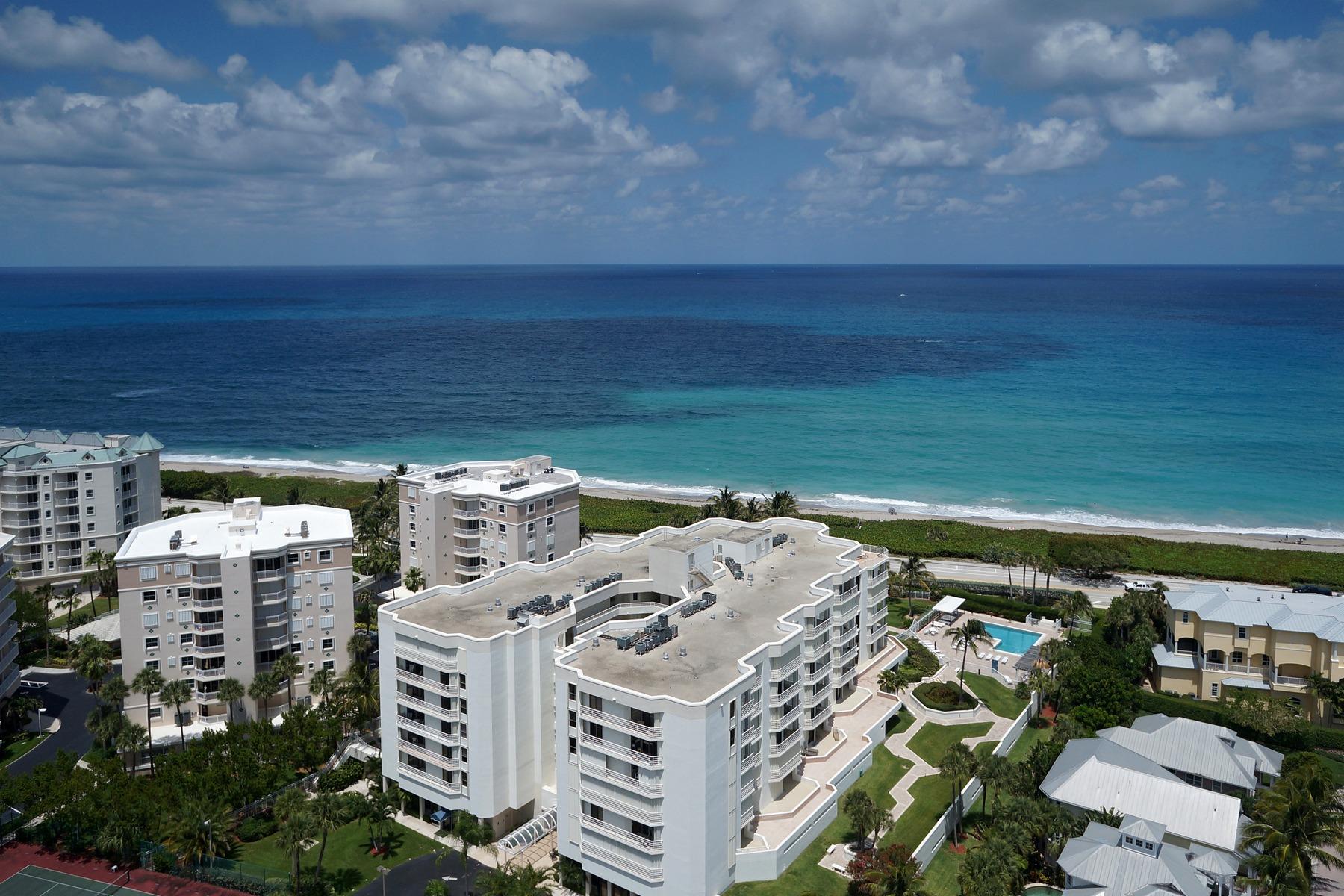 共管式独立产权公寓 为 销售 在 176 Helios Dr., 406 朱庇特, 佛罗里达州 33477 美国