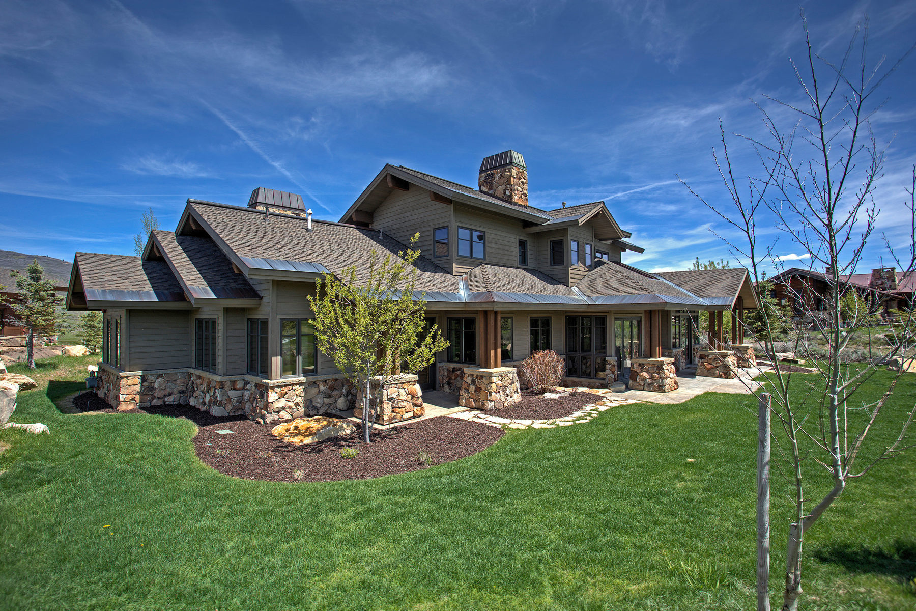 一戸建て のために 売買 アット Park City Lifestyle at its Finest on Glenwild Golf Course 8115 Glenwild Dr Park City, ユタ, 84098 アメリカ合衆国