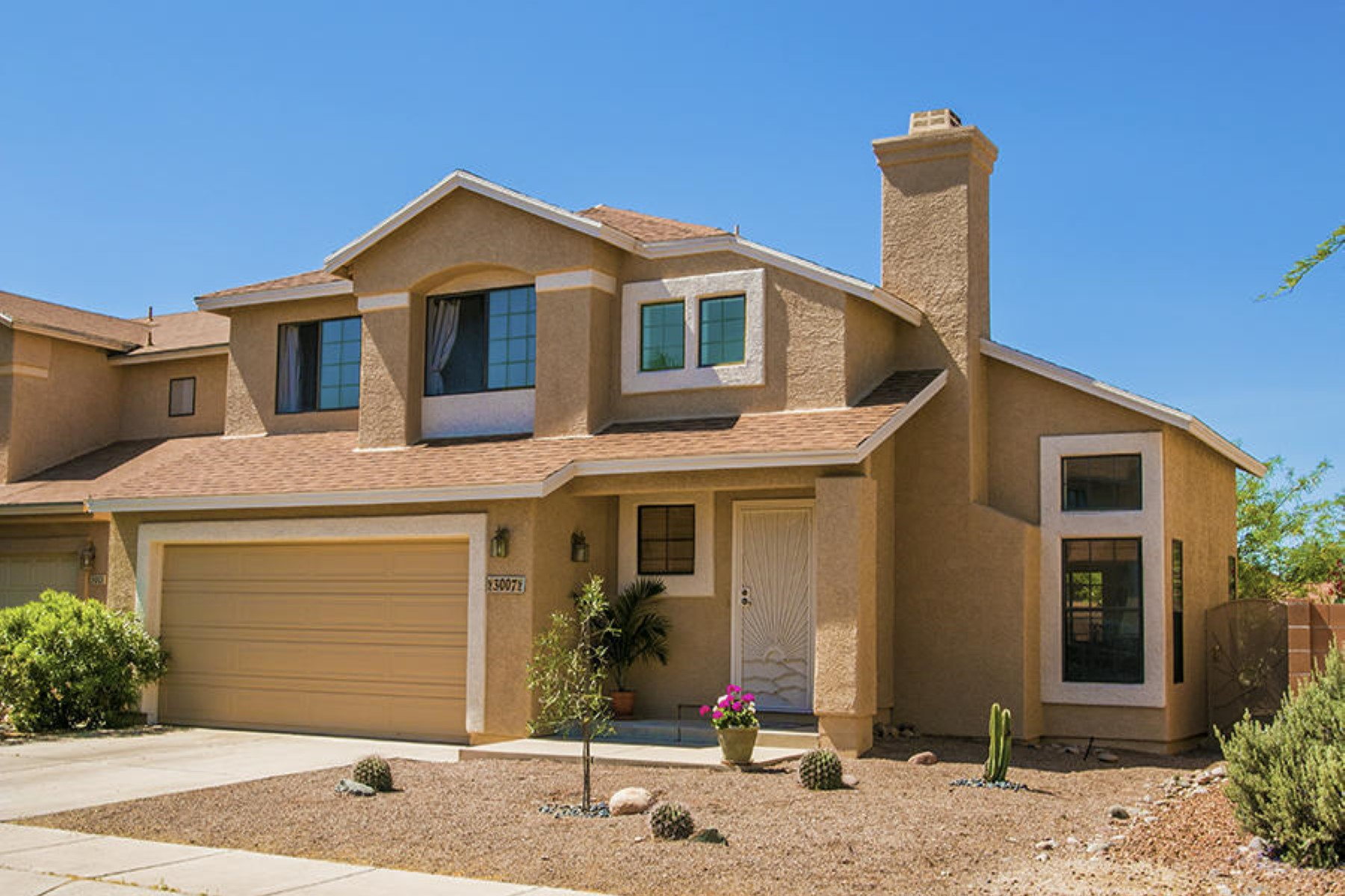 "Vivienda unifamiliar por un Venta en Located in the ""Country Club"" subdivision just west of the Omni Resort 3007 W Country Hill Drive Tucson, Arizona 85742 Estados Unidos"