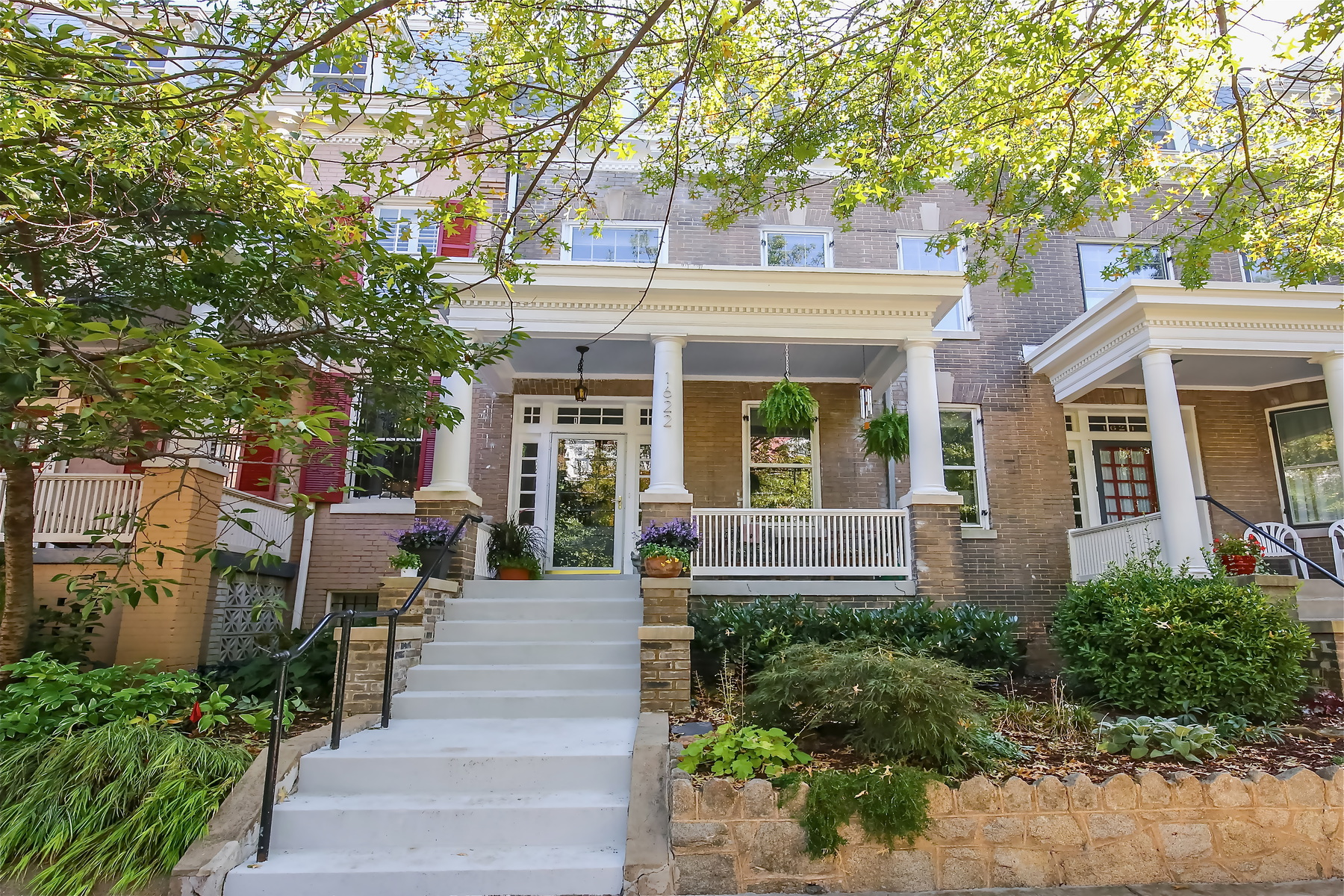 Townhouse for Sale at 1622 Hobart Street NW, Washington Mount Pleasant, Washington, District Of Columbia 20009 United States
