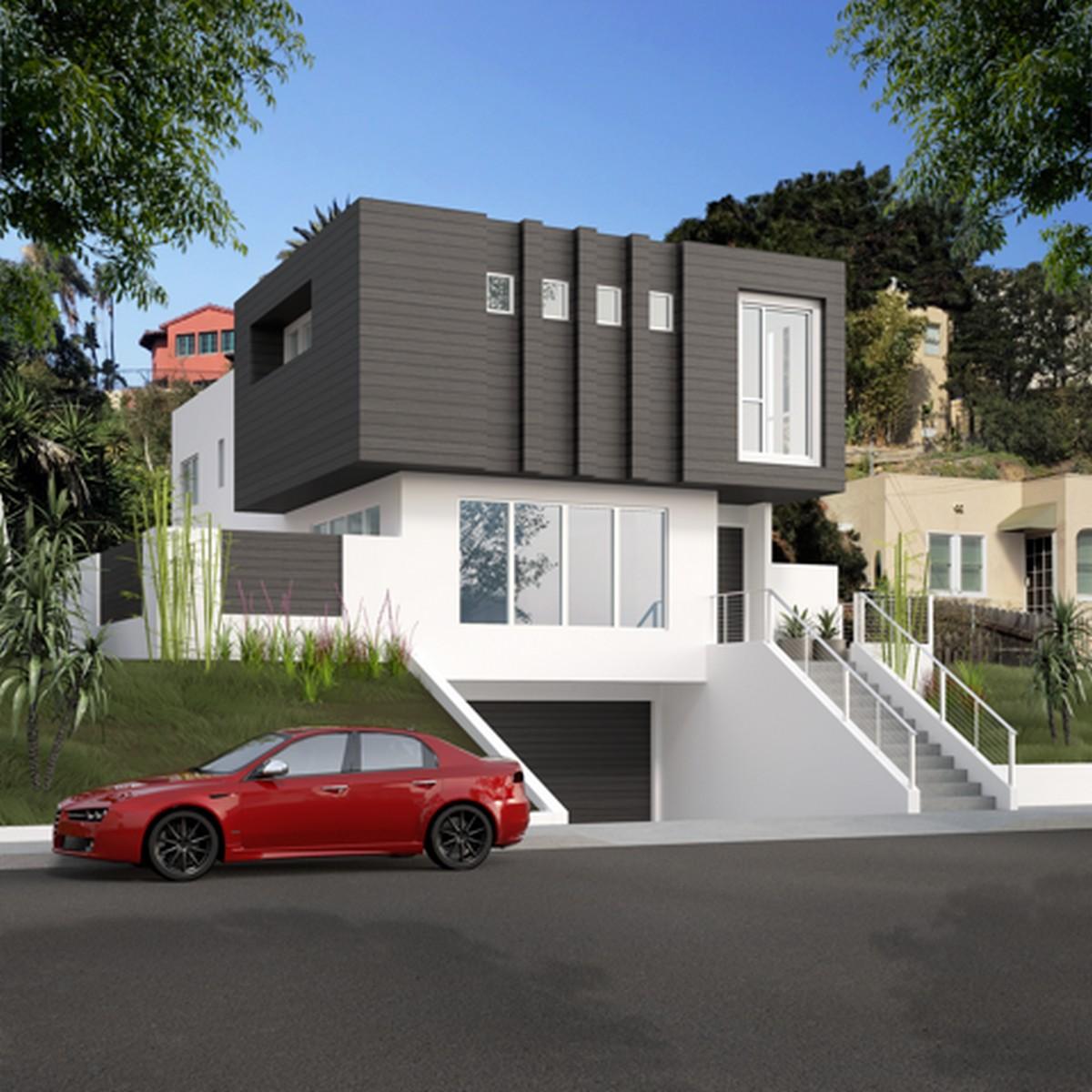 独户住宅 为 销售 在 3218 Ibis Street 圣地亚哥, 加利福尼亚州 92103 美国
