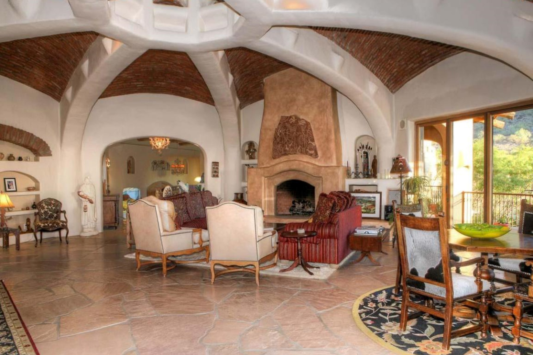 Property For Sale at Beautiful Santa Fe home in Pinnacle Peak Heights