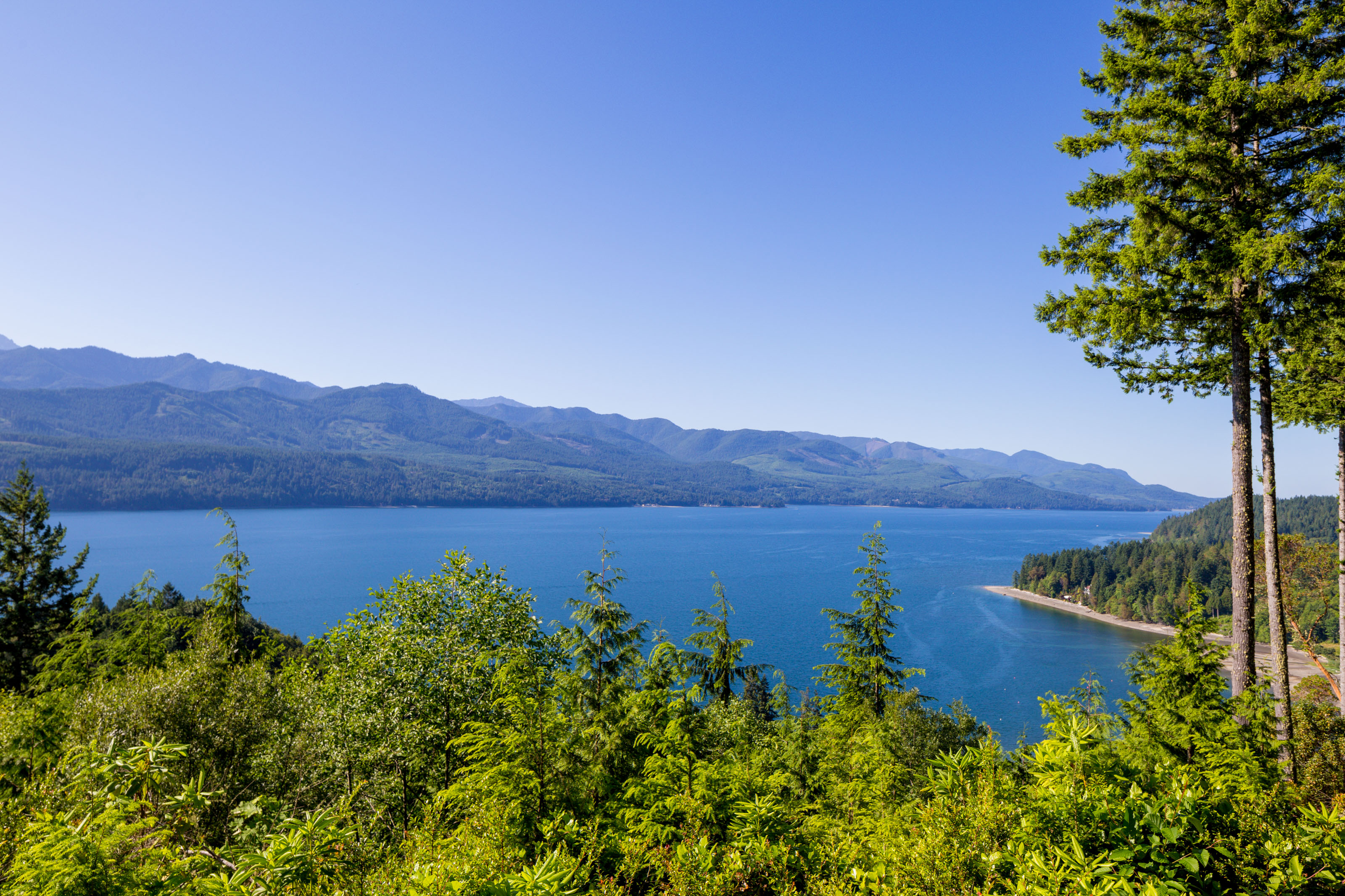 Land for Sale at Hood Canal View! 24882 W Holly View Dr. Seabeck, Washington 98380 United States