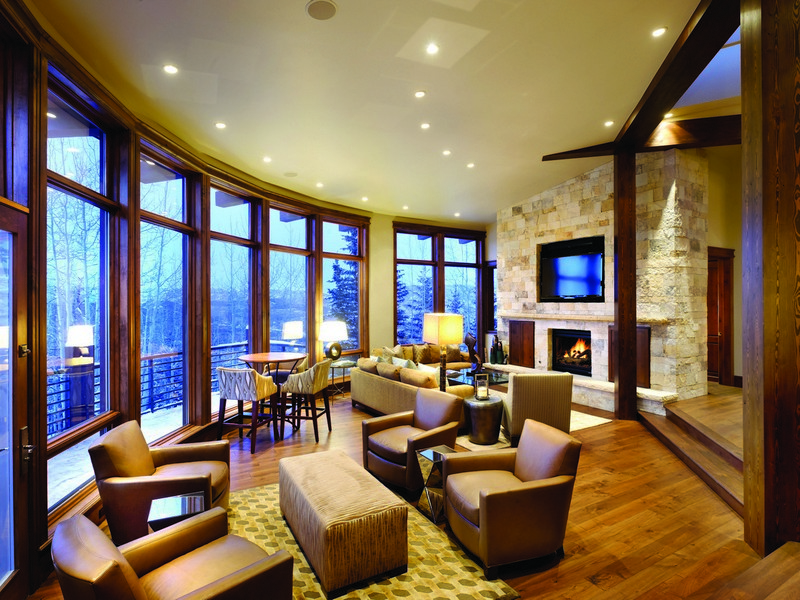 Moradia para Venda às The Ultimate Mountain Home 1457 Wood Road Snowmass Village, Colorado 81615 Estados Unidos
