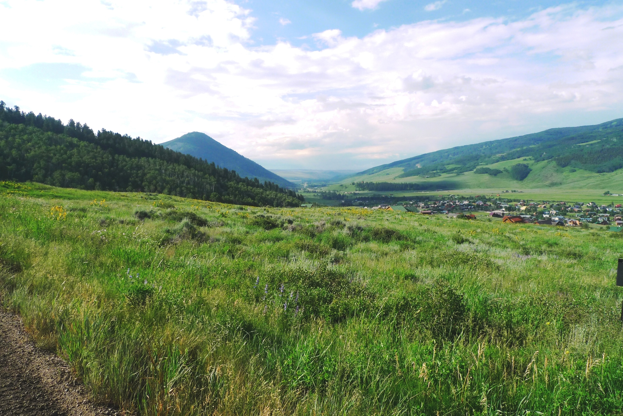 Land for Sale at Commanding Mountain Views 384 Neville Way Lot 42 Crested Butte, Colorado 81224 United States