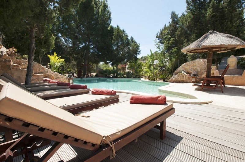 Property Of Villa & Guest House Beach Location Cala Jondal