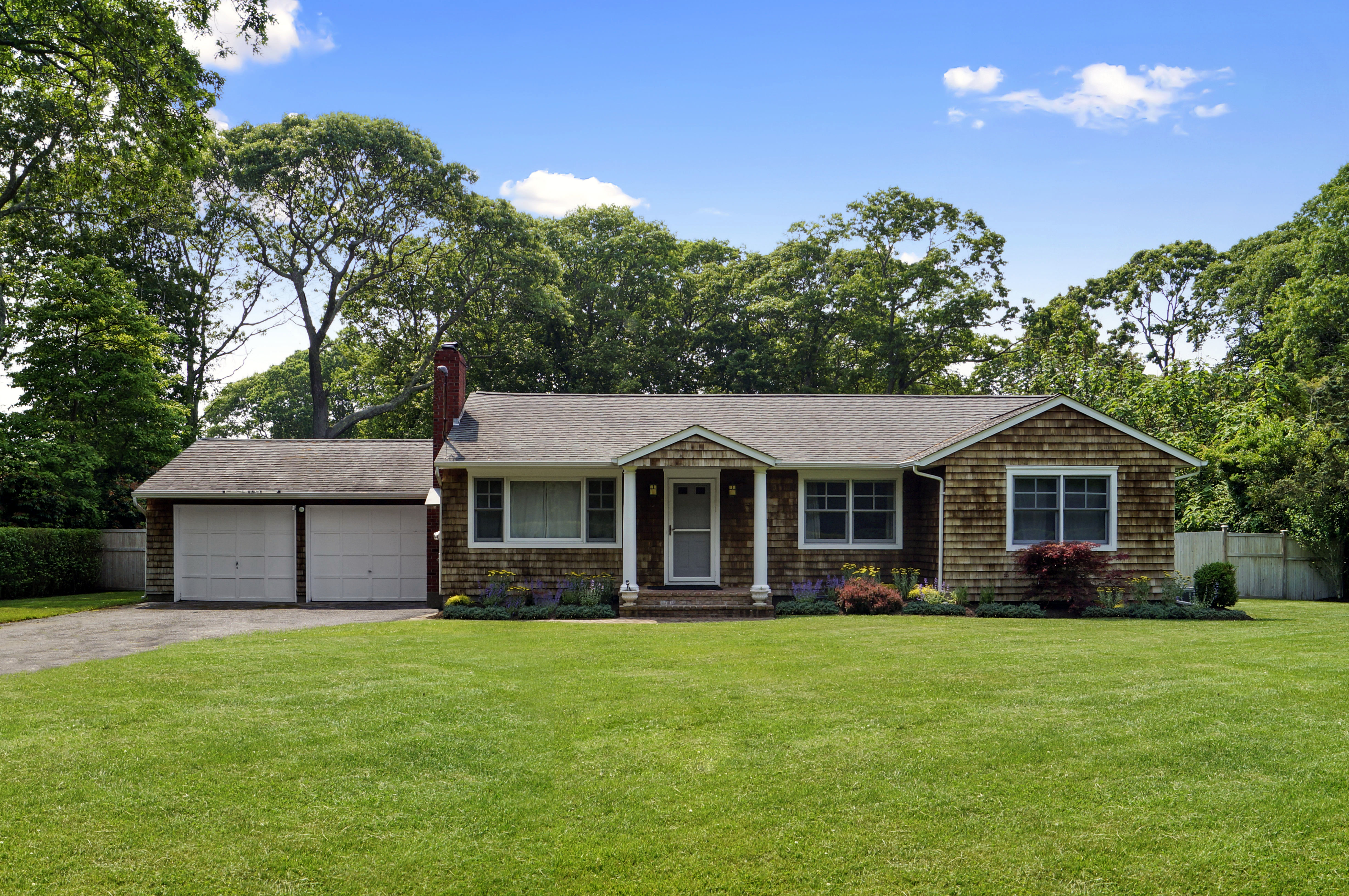 Single Family Home for Sale at Total Privacy 59 Jagger Lane Westhampton, New York, 11977 United States