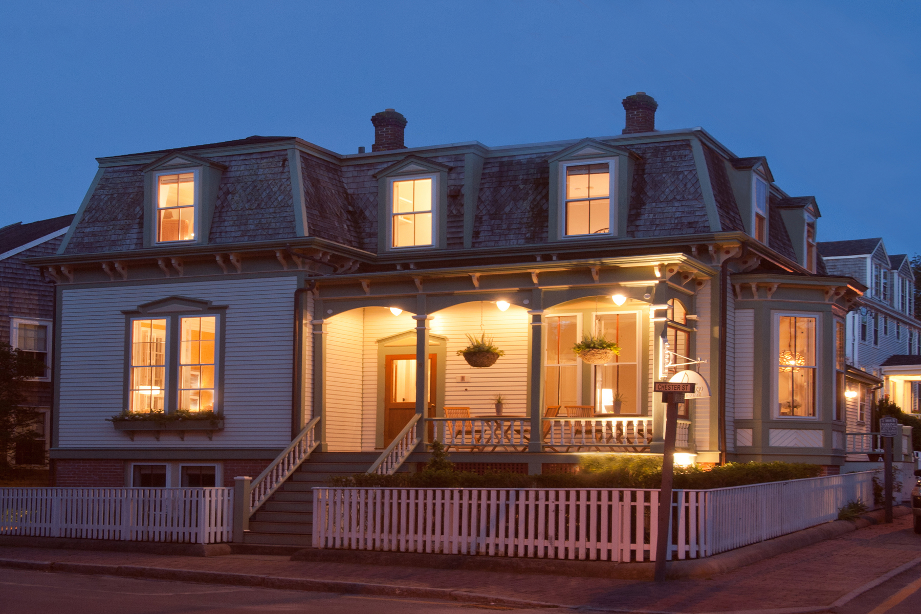 Bed and Breakfast for Sale at Centerboard Inn 8 Chester Street Nantucket, Massachusetts 02554 United States