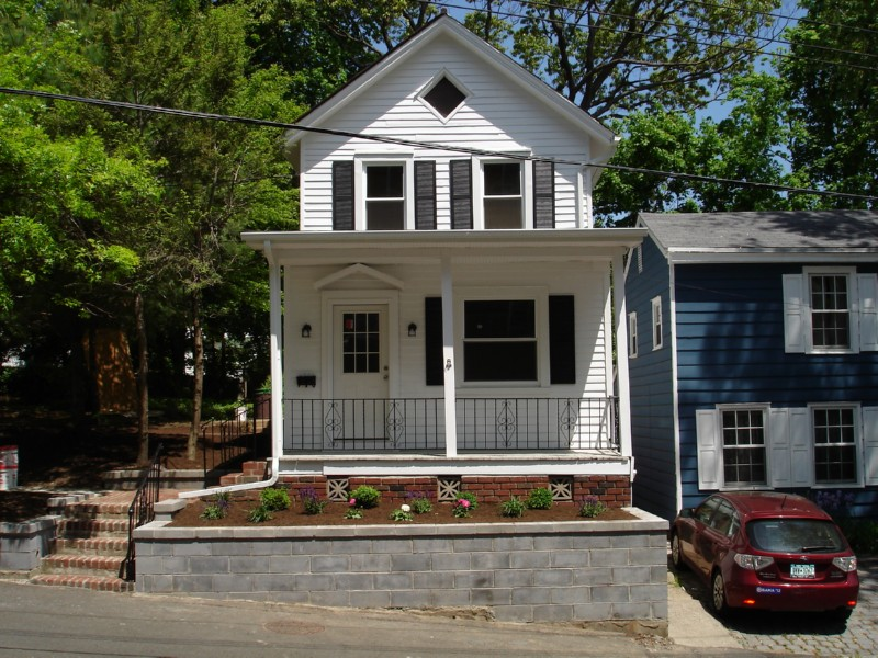 Single Family Home for Sale at Renovated Arts & Crafts Colonial 42 Ackerman Pl Nyack, New York, 10960 United States