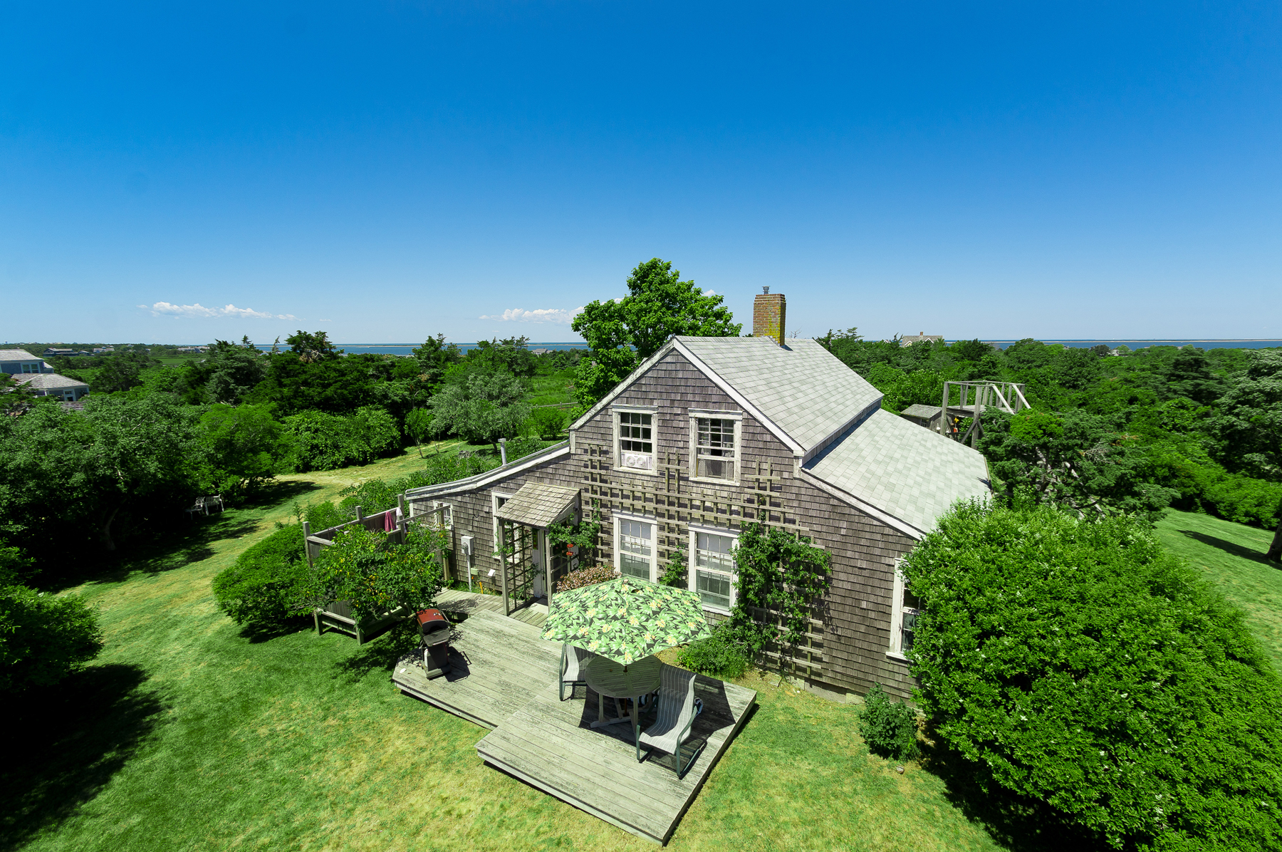 Single Family Home for Sale at Own a Piece of Nantucket History 15 Bassett Road Nantucket, Massachusetts, 02554 United States