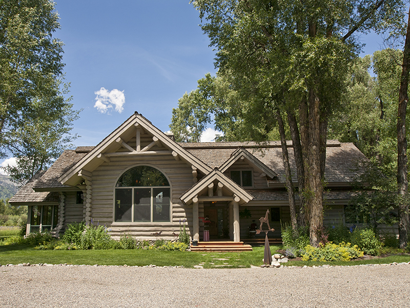 Vivienda unifamiliar por un Venta en Tucker Ranch Paradise 3440 Tucker Ranch Rd Wilson, Wyoming 83001 Estados Unidos
