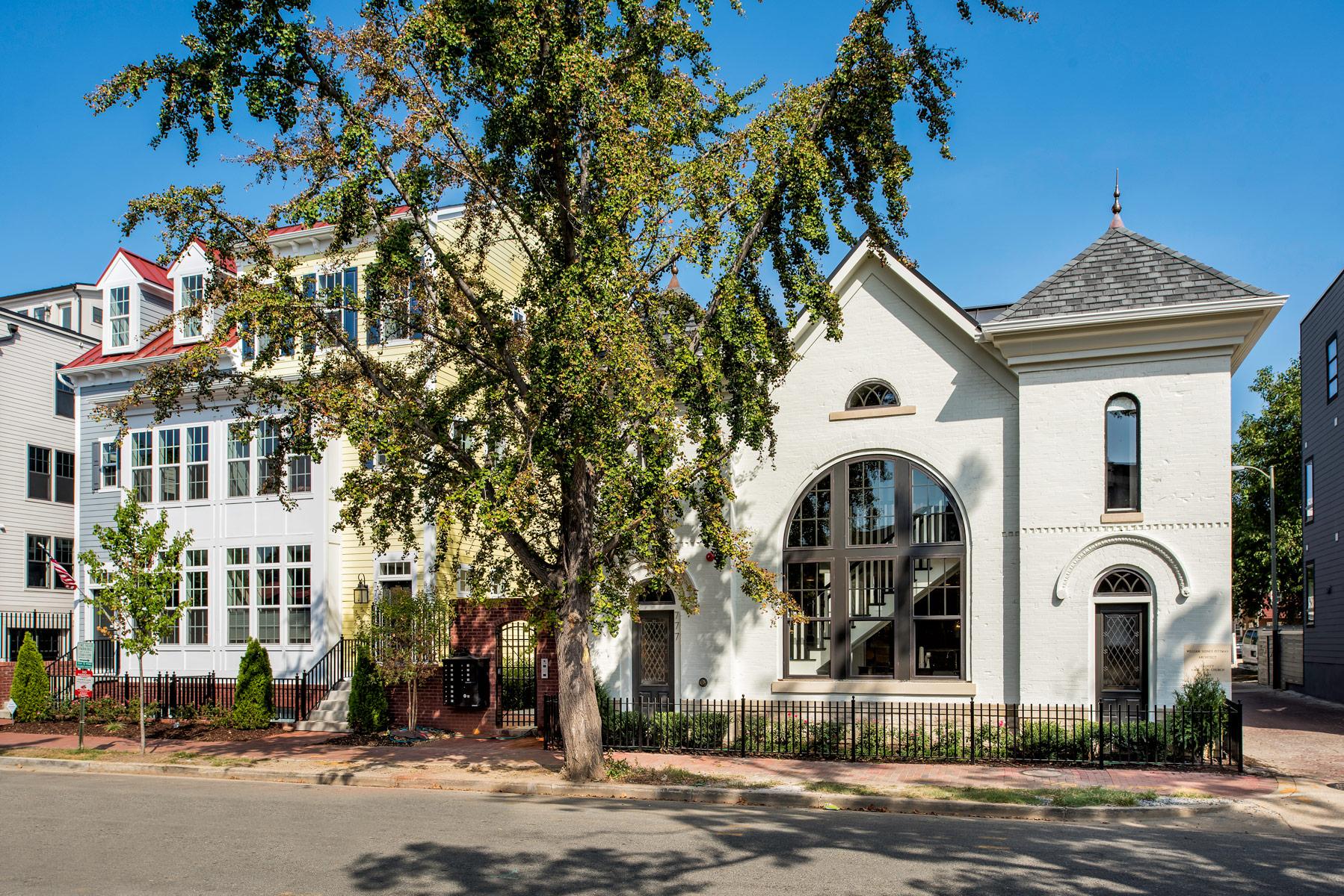 獨棟家庭住宅 為 出售 在 777 Morton Street NW #1-A Park View, Washington, 哥倫比亞特區, 20010 美國