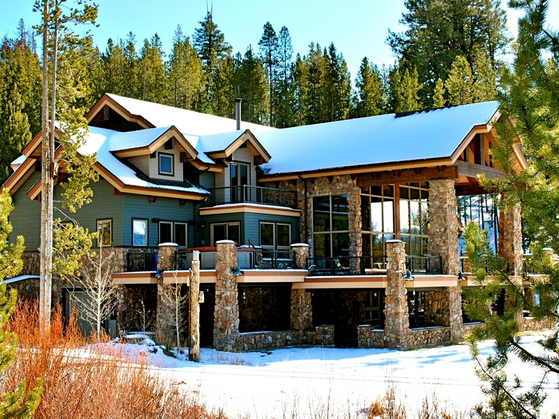 Property Of Elegant Sawtooth Home