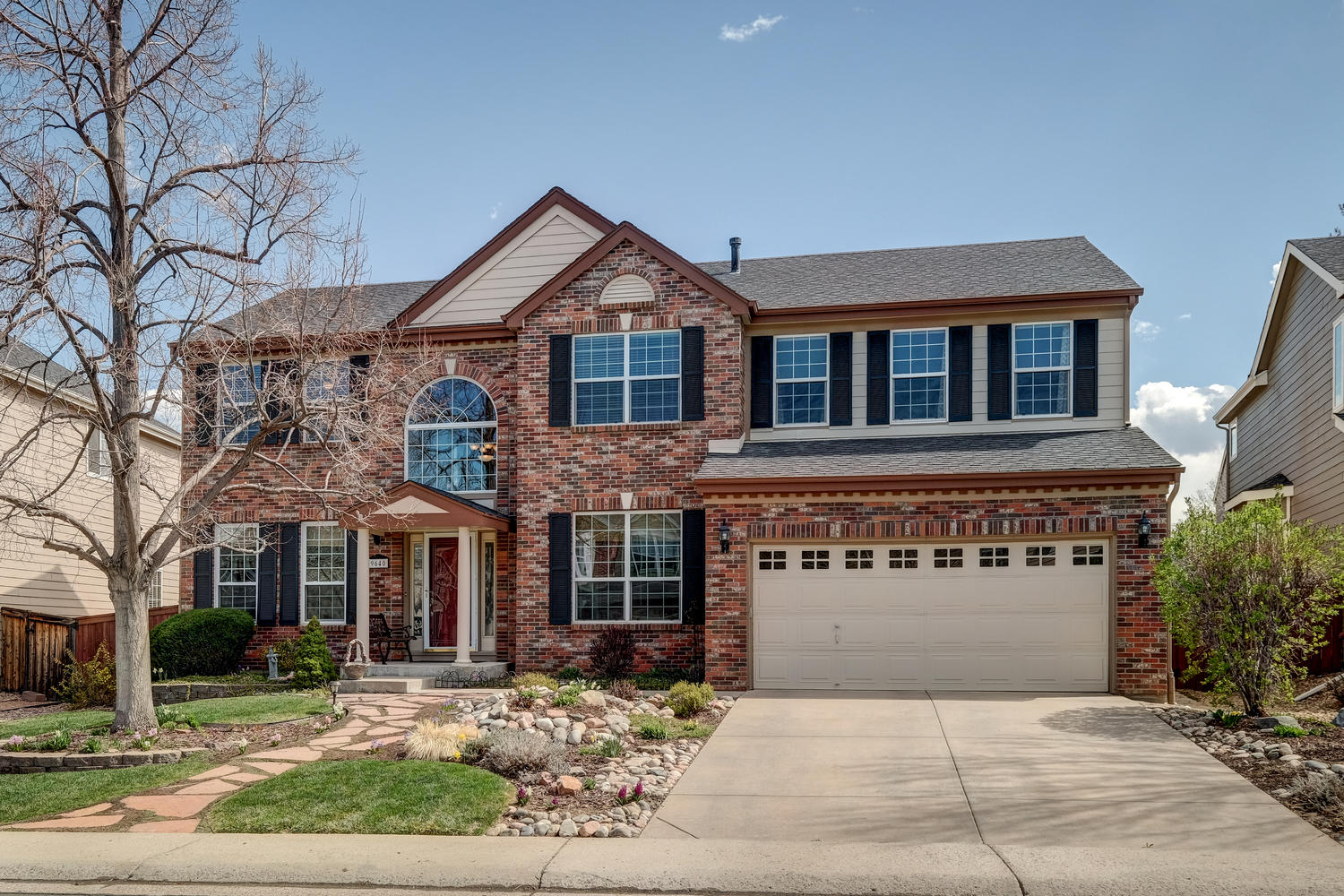 sales property at A fabulous combination of tradition combined with comfort and livability