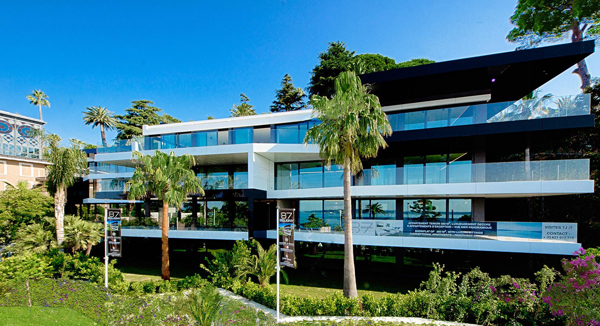 Apartamento por un Venta en Apartment Cannes, Provincia - Alpes - Costa Azul, 06400 Francia