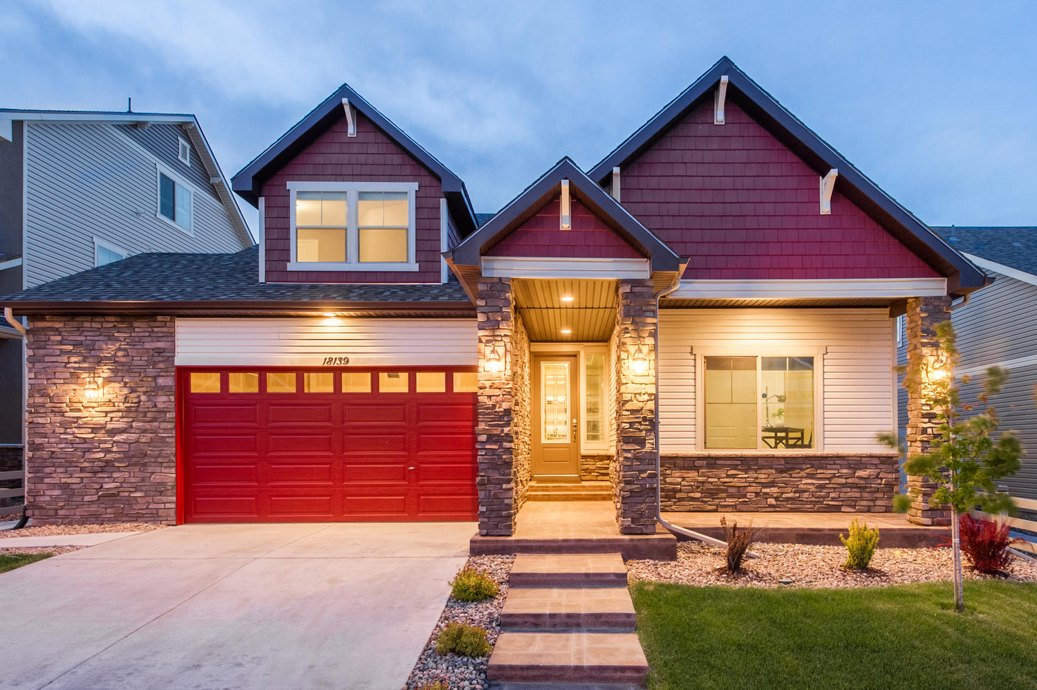Single Family Home for Sale at Main Floor Master Living at its Finest 18139 East 47th Place Green Valley Ranch, Denver, Colorado, 80249 United States