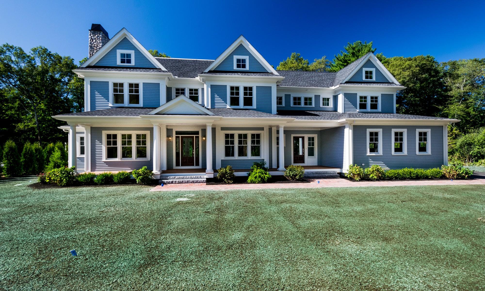 Tek Ailelik Ev için Satış at Concord's Historic Ridge Neighborhood 59 Independence Road Concord, Massachusetts 01742 Amerika Birleşik Devletleri