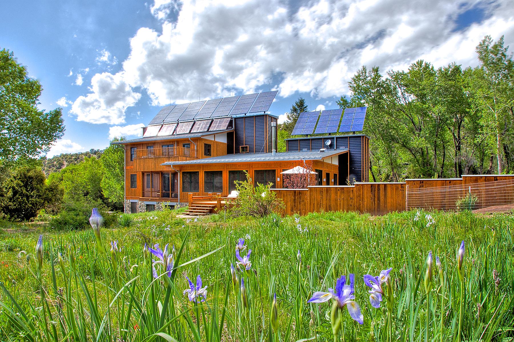 Farm / Ranch / Plantation for Sale at Sierra Blanca Retreat 25398 N Urraca Road Mosca, Colorado, 81146 United States