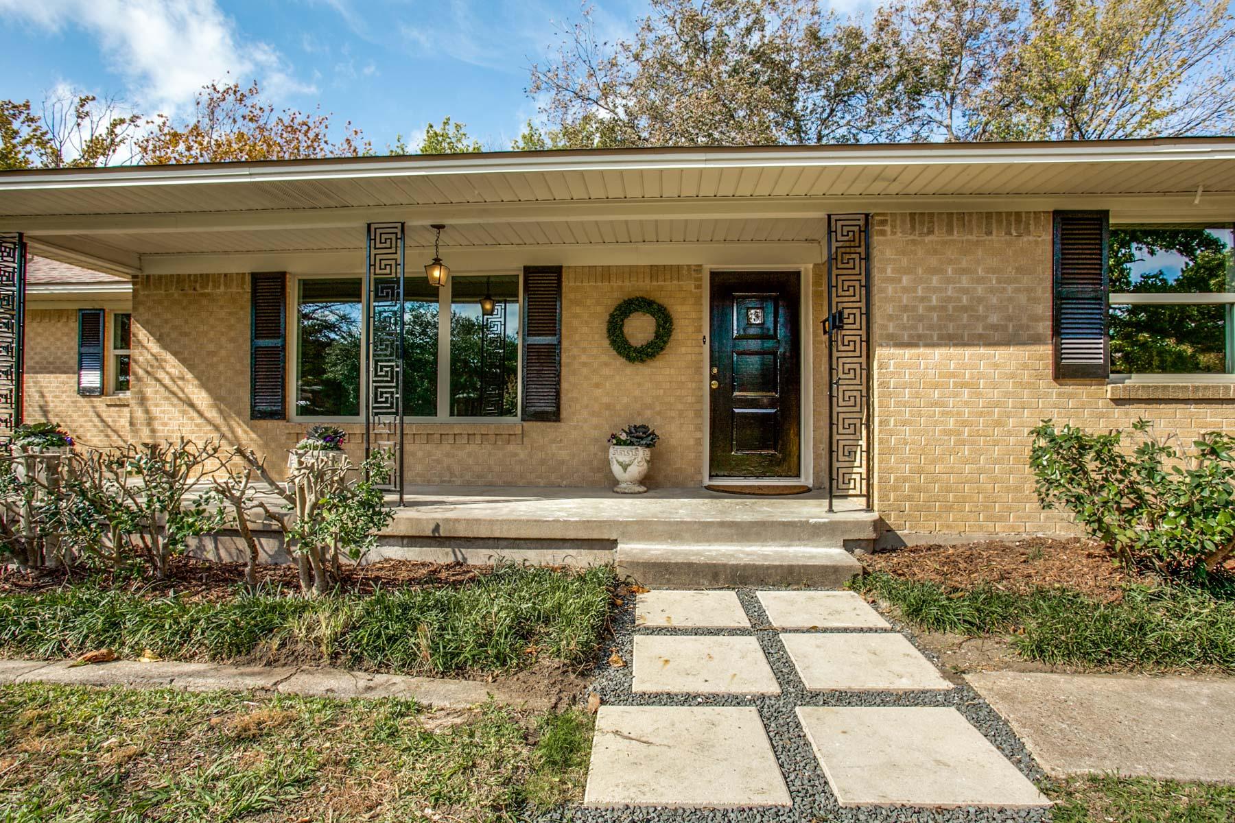 獨棟家庭住宅 為 出售 在 11005 Milhof Drive Dallas, 德克薩斯州, 75228 美國