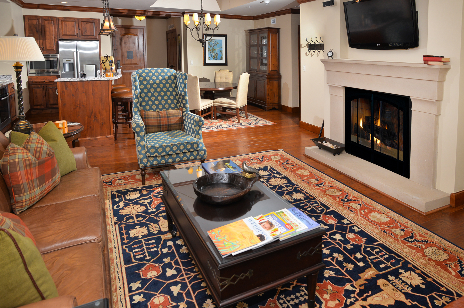 部分所有权 为 销售 在 Ritz-Carlton #418 728 W Lionshead Cir 418-06 韦尔, 科罗拉多州, 81657 美国