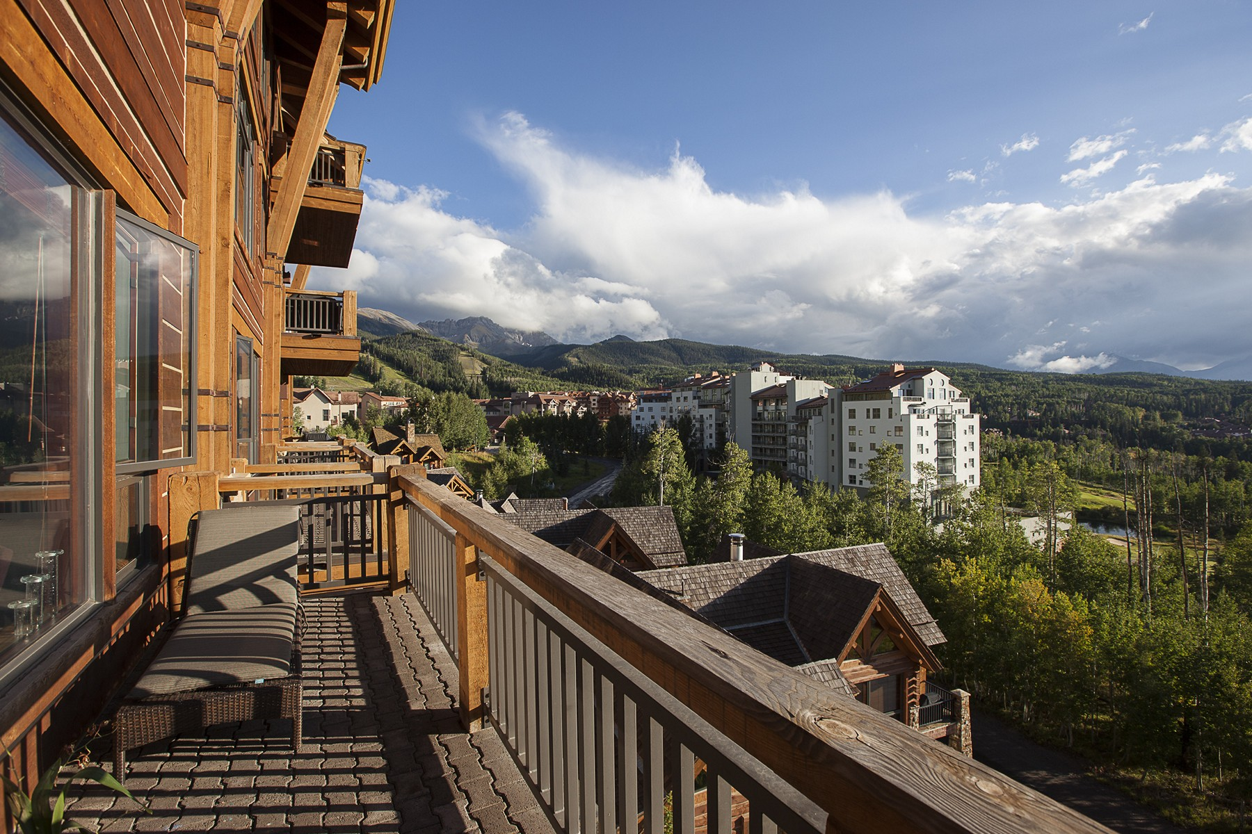 Condominium for Sale at See Forever Village, B202 145 Sunny Ridge Place Mountain Village Telluride, Colorado, 81435 United States