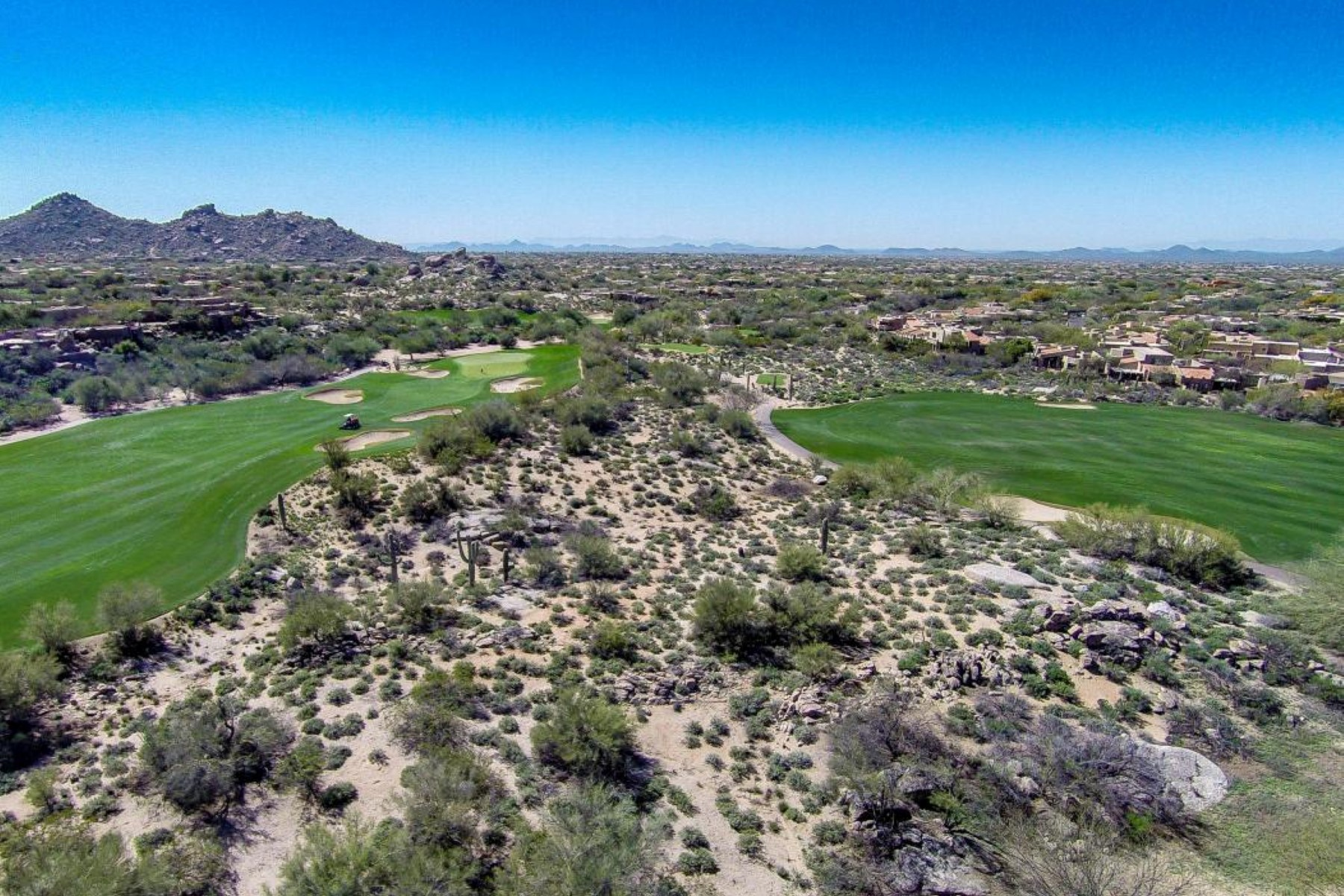 Property For Sale at Situated between the 14th & 18th fairway of The Boulders South Course