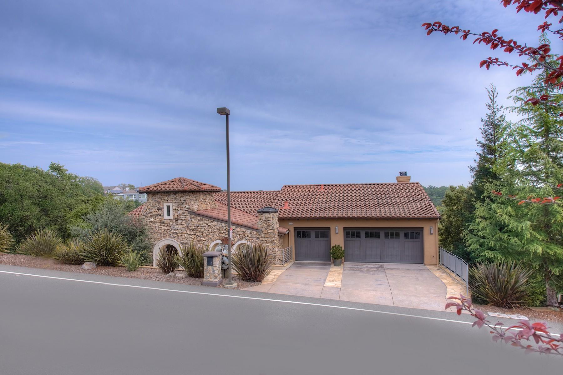 Einfamilienhaus für Verkauf beim Dazzling Contemporary Design 56 Stonetree Lane Novato, Kalifornien 94945 Vereinigte Staaten