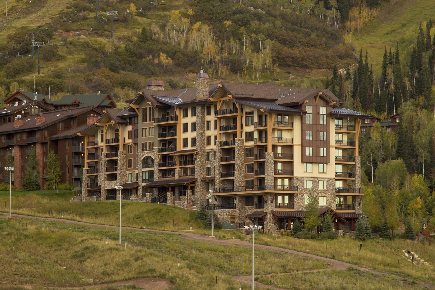 Eigentumswohnung für Verkauf beim Edgemont 2410 Ski Trail Lane #2201 Steamboat Springs, Colorado 80487 Vereinigte Staaten