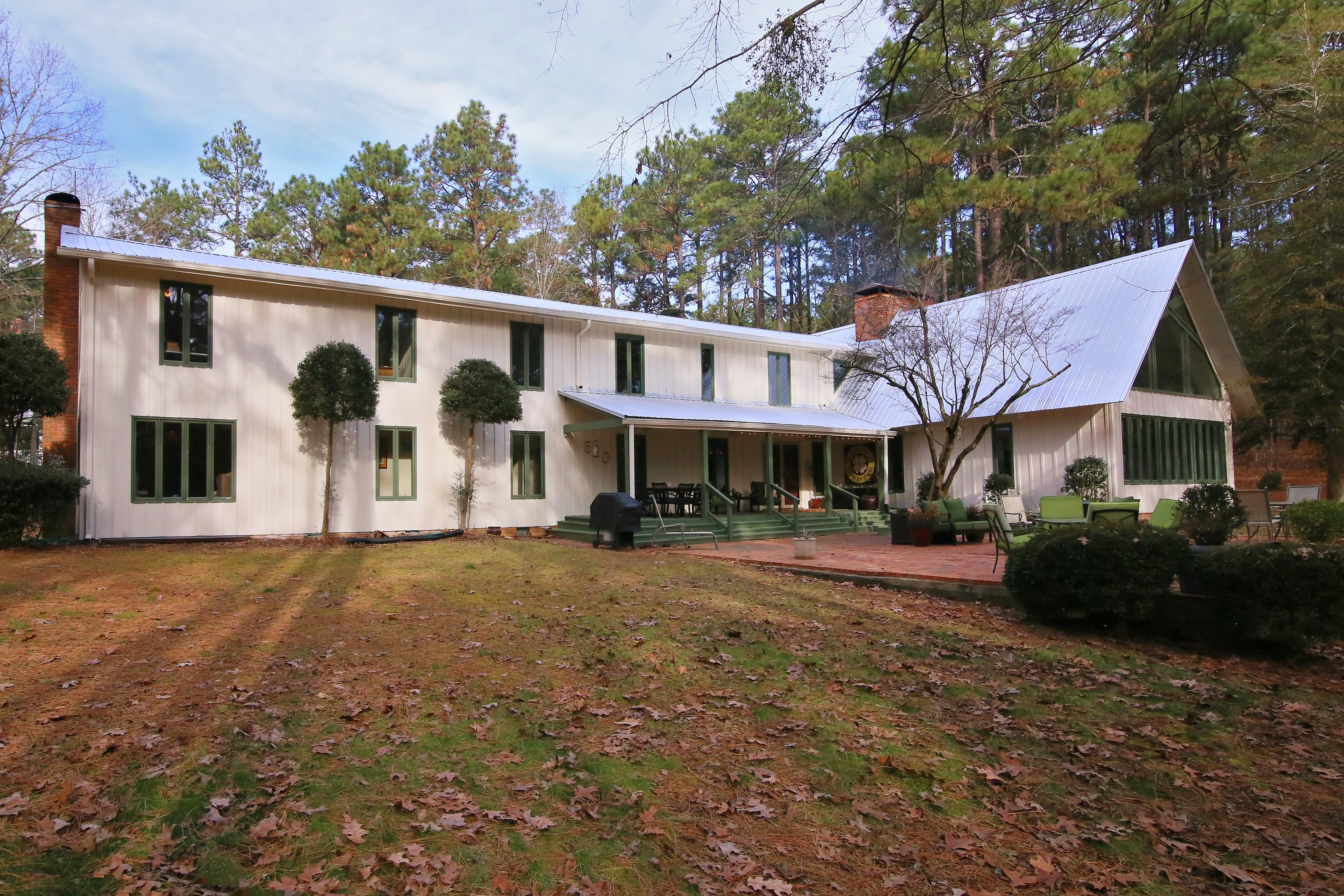 단독 가정 주택 용 매매 에 520 N. Bethesda Road Southern Pines, 노스캐놀라이나, 28387 미국