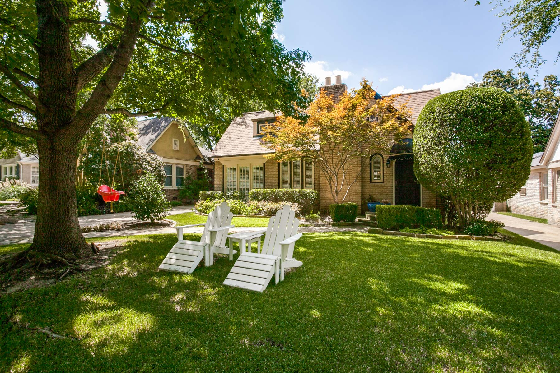 sales property at Charming Updated M Street Tudor Cottage