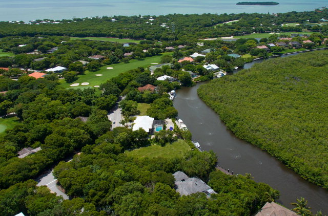 Land for Sale at Large Waterfront Lot at Ocean Reef 26 South Harbor Drive Ocean Reef Community, Key Largo, Florida, 33037 United States